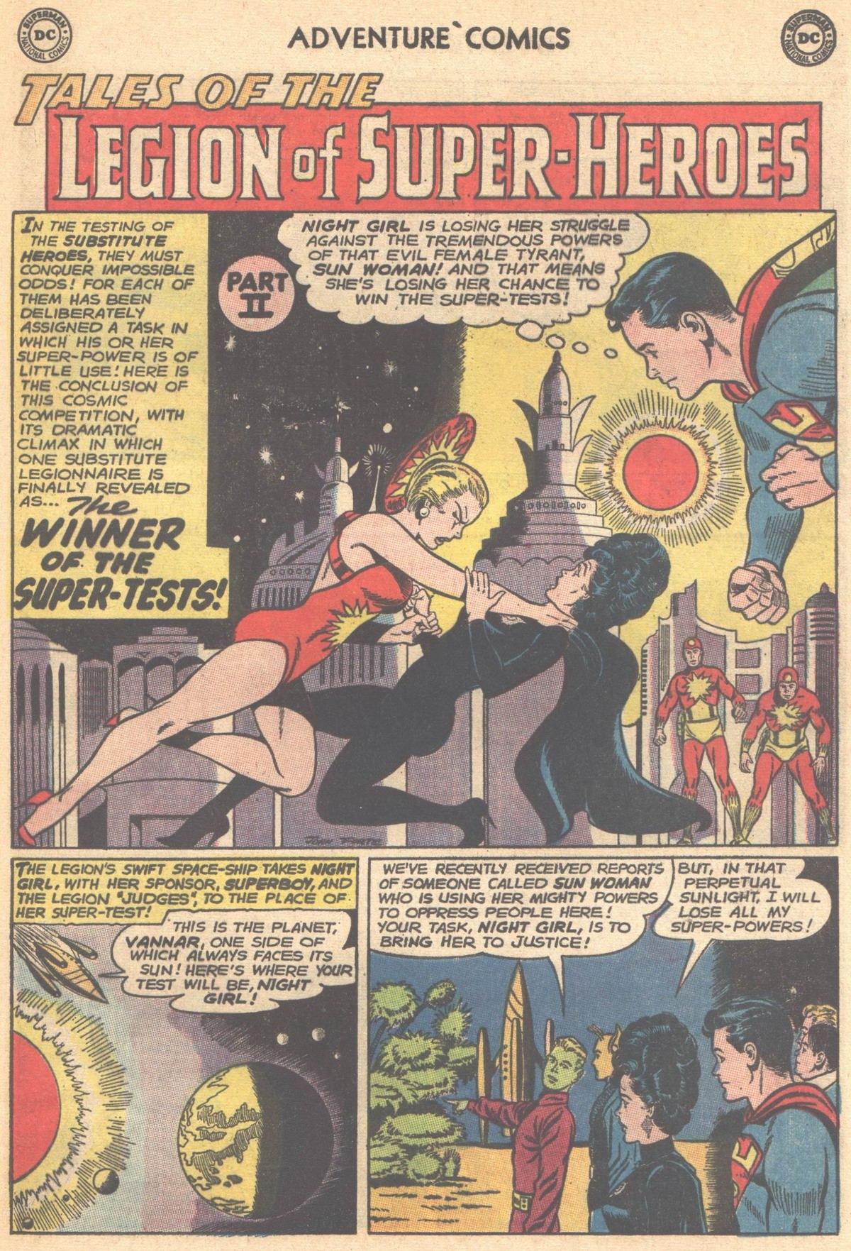 Read online Adventure Comics (1938) comic -  Issue #315 - 13