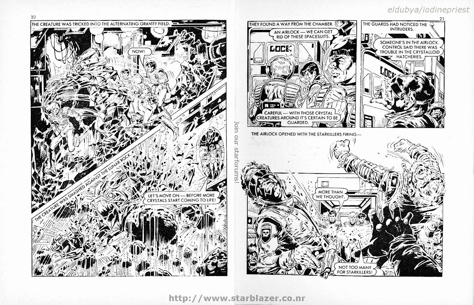 Starblazer issue 155 - Page 12