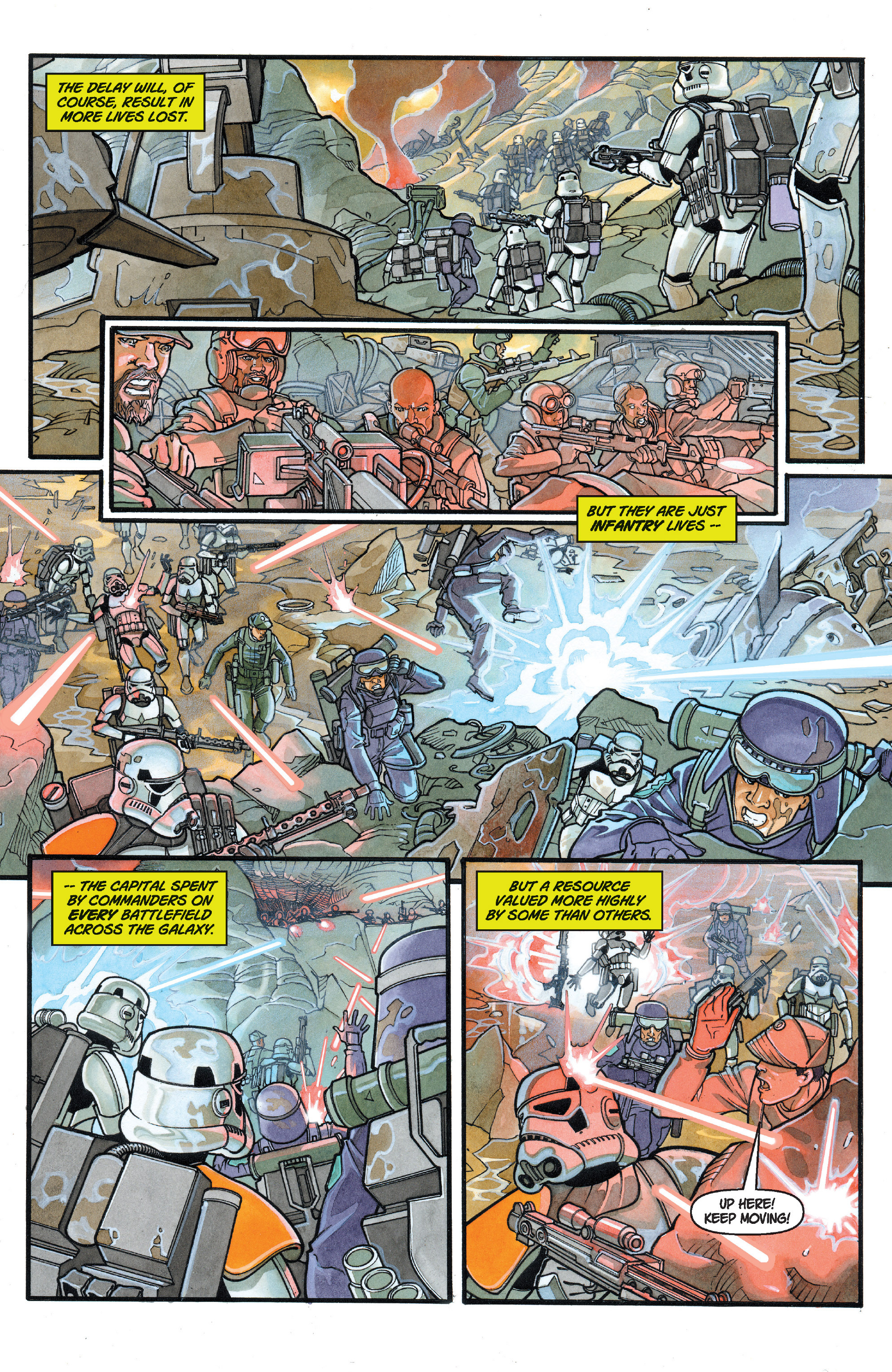 Read online Star Wars Omnibus comic -  Issue # Vol. 22 - 203