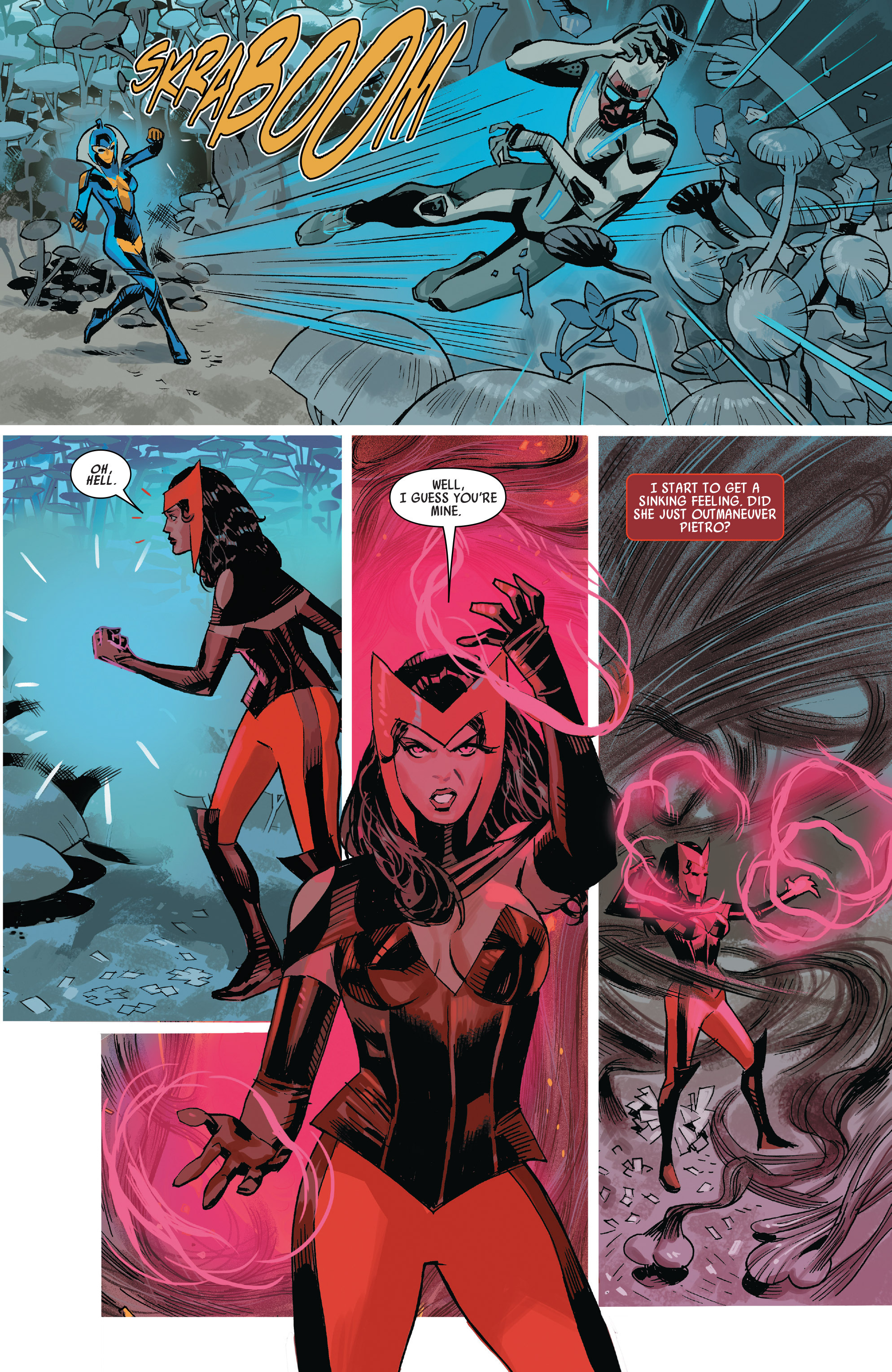 Read online Uncanny Avengers [I] comic -  Issue #3 - 18