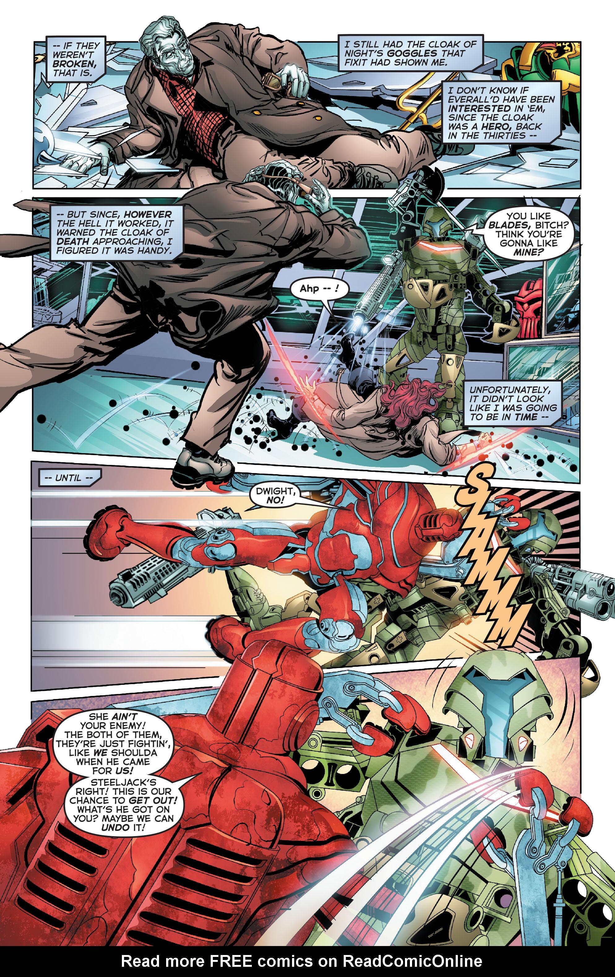 Read online Astro City comic -  Issue #34 - 7