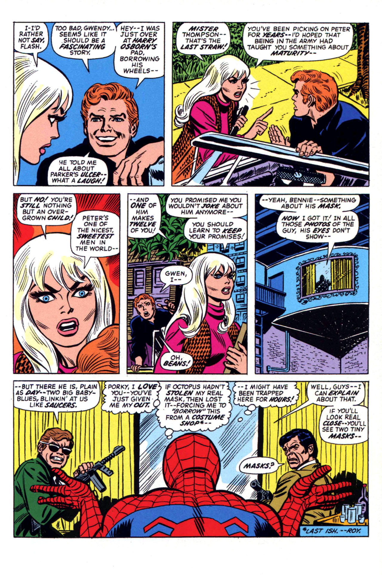 Read online Amazing Spider-Man Family comic -  Issue #2 - 78