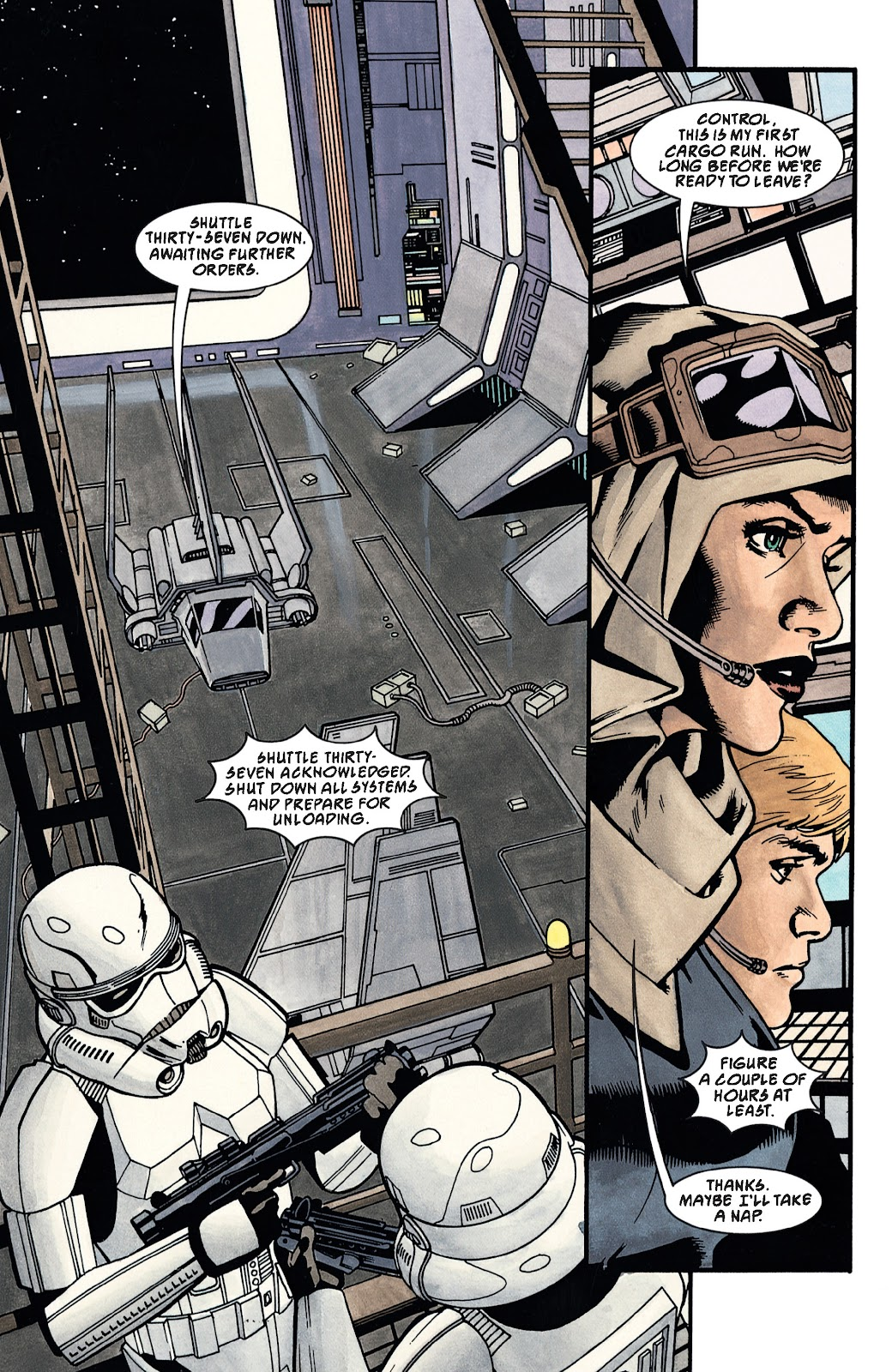 Read online Star Wars Legends: The New Republic - Epic Collection comic -  Issue # TPB 4 (Part 3) - 49