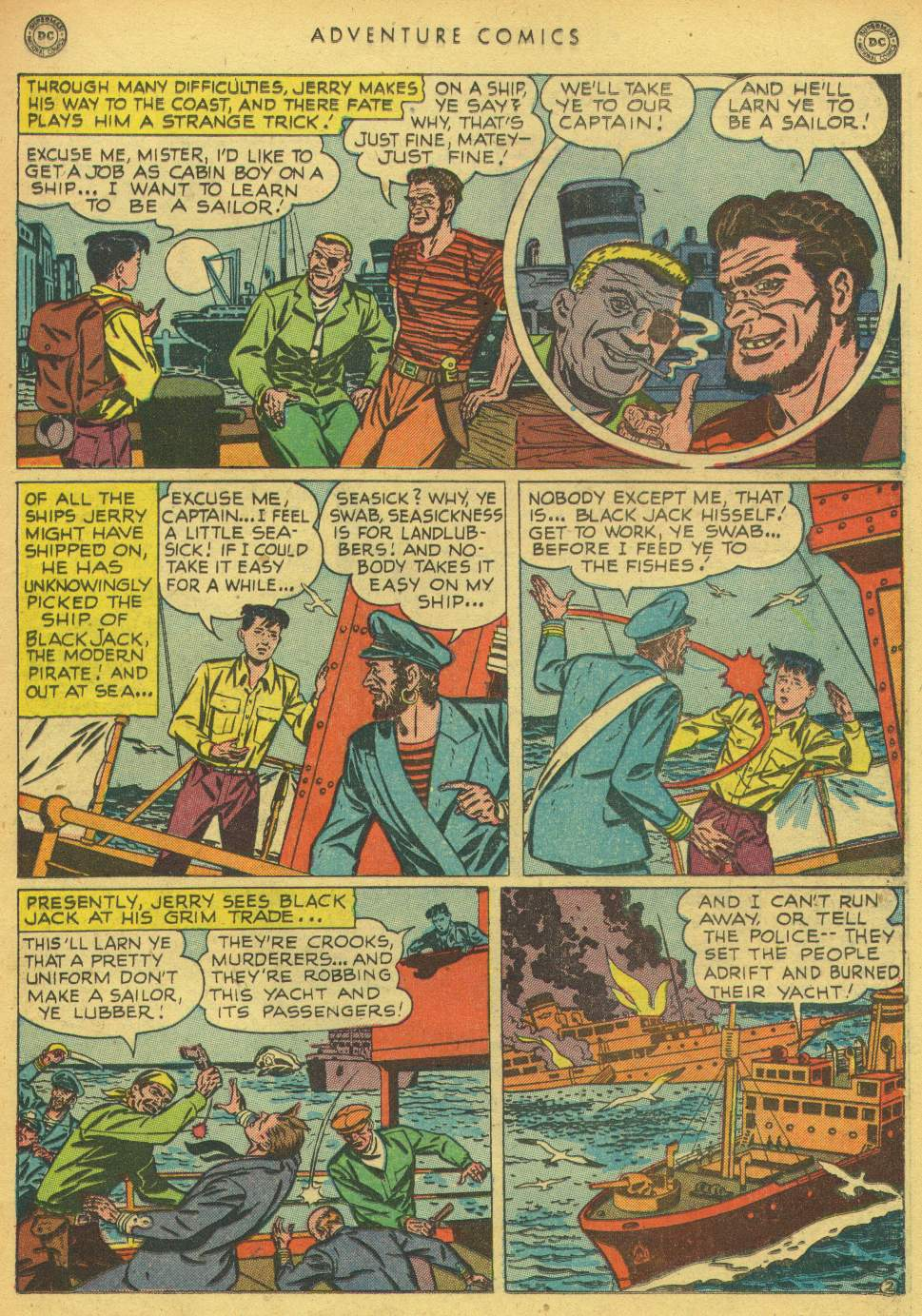 Read online Adventure Comics (1938) comic -  Issue #150 - 15