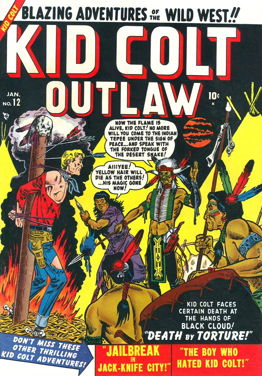Kid Colt Outlaw issue 12 - Page 1