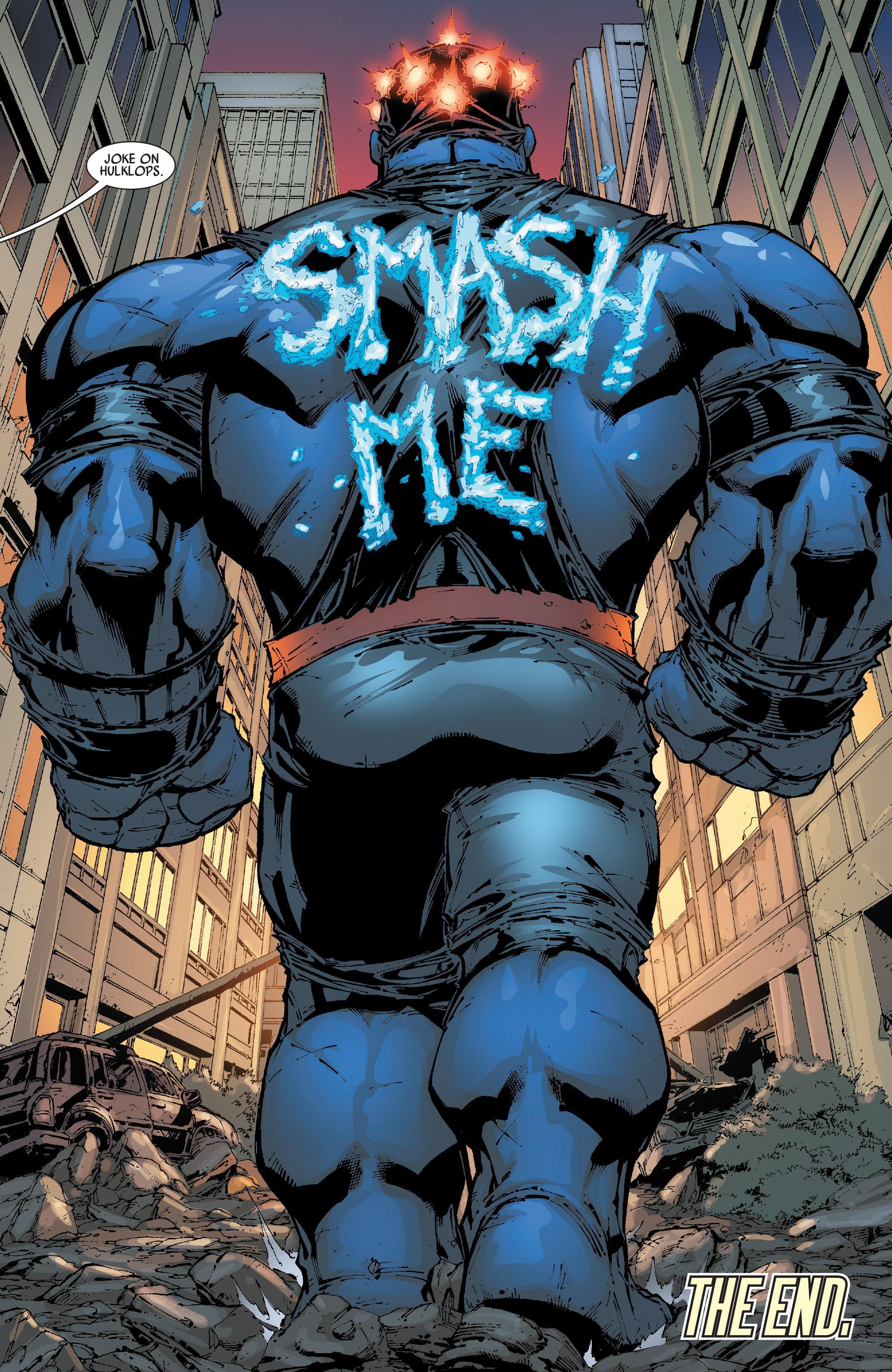 Read online World War Hulks: Spider-Man vs. Thor comic -  Issue #2 - 35