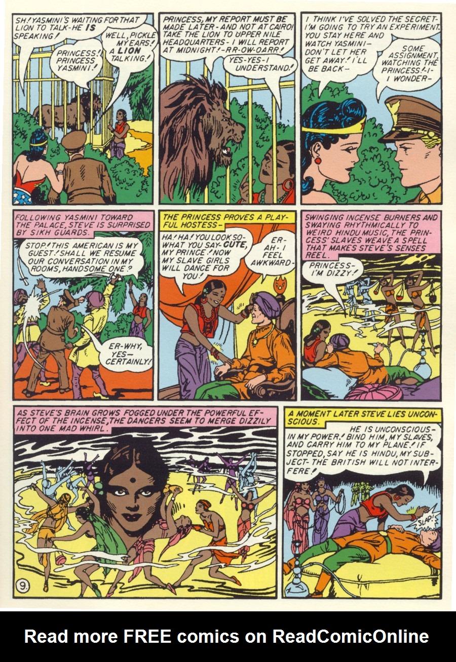 Read online Sensation (Mystery) Comics comic -  Issue #17 - 11