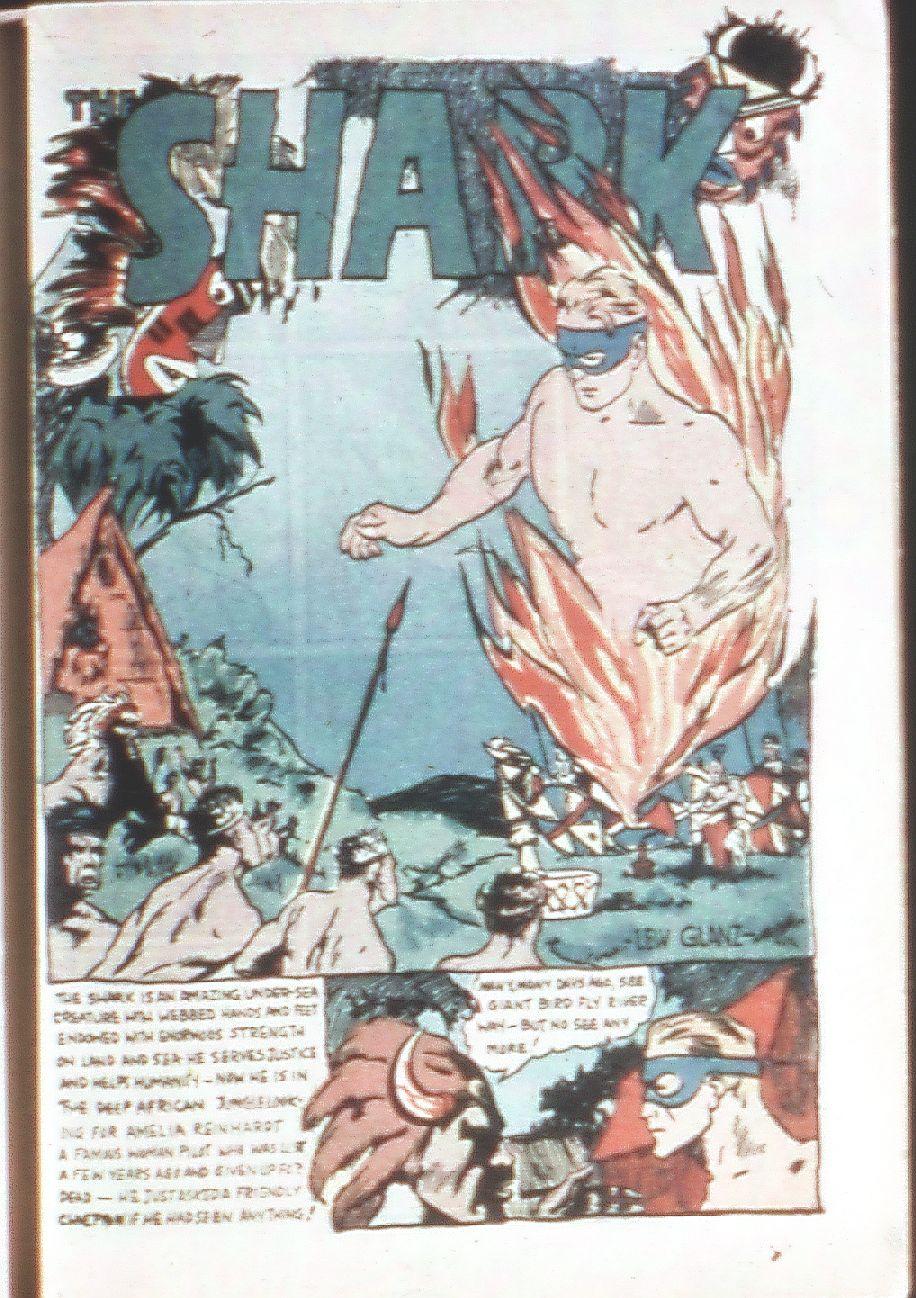 Read online Amazing Man Comics comic -  Issue #18 - 41