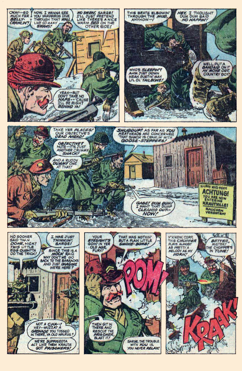 Read online Sgt. Fury comic -  Issue #139 - 4