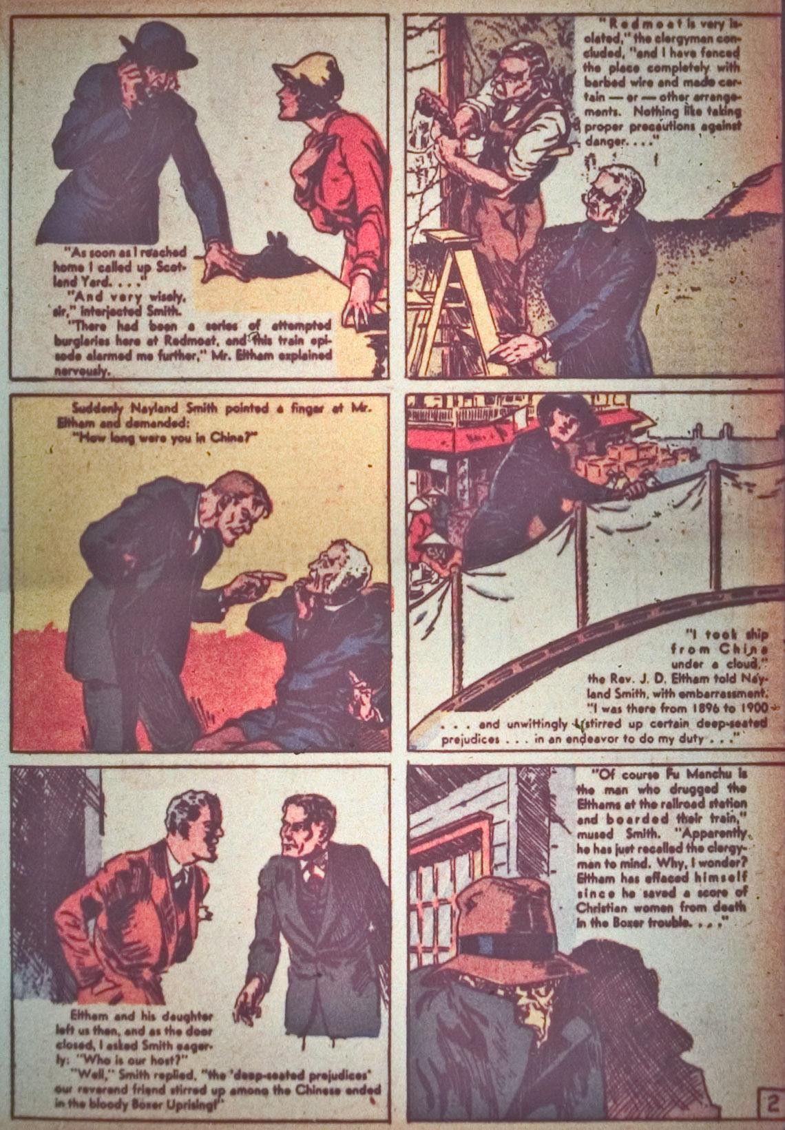 Read online Detective Comics (1937) comic -  Issue #26 - 43