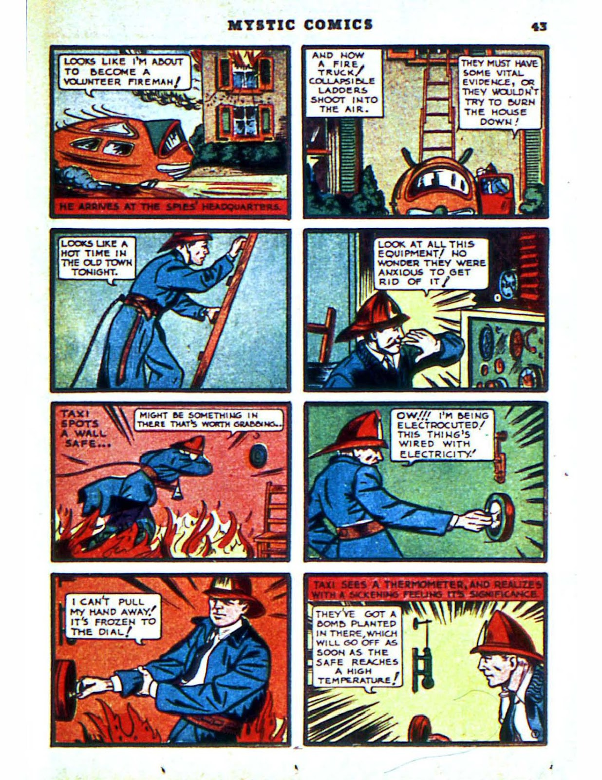 Mystic Comics (1940) issue 2 - Page 45