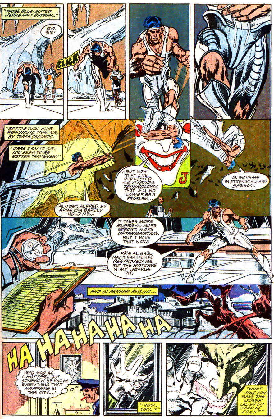 Read online Detective Comics (1937) comic -  Issue # _Annual 4 - 29
