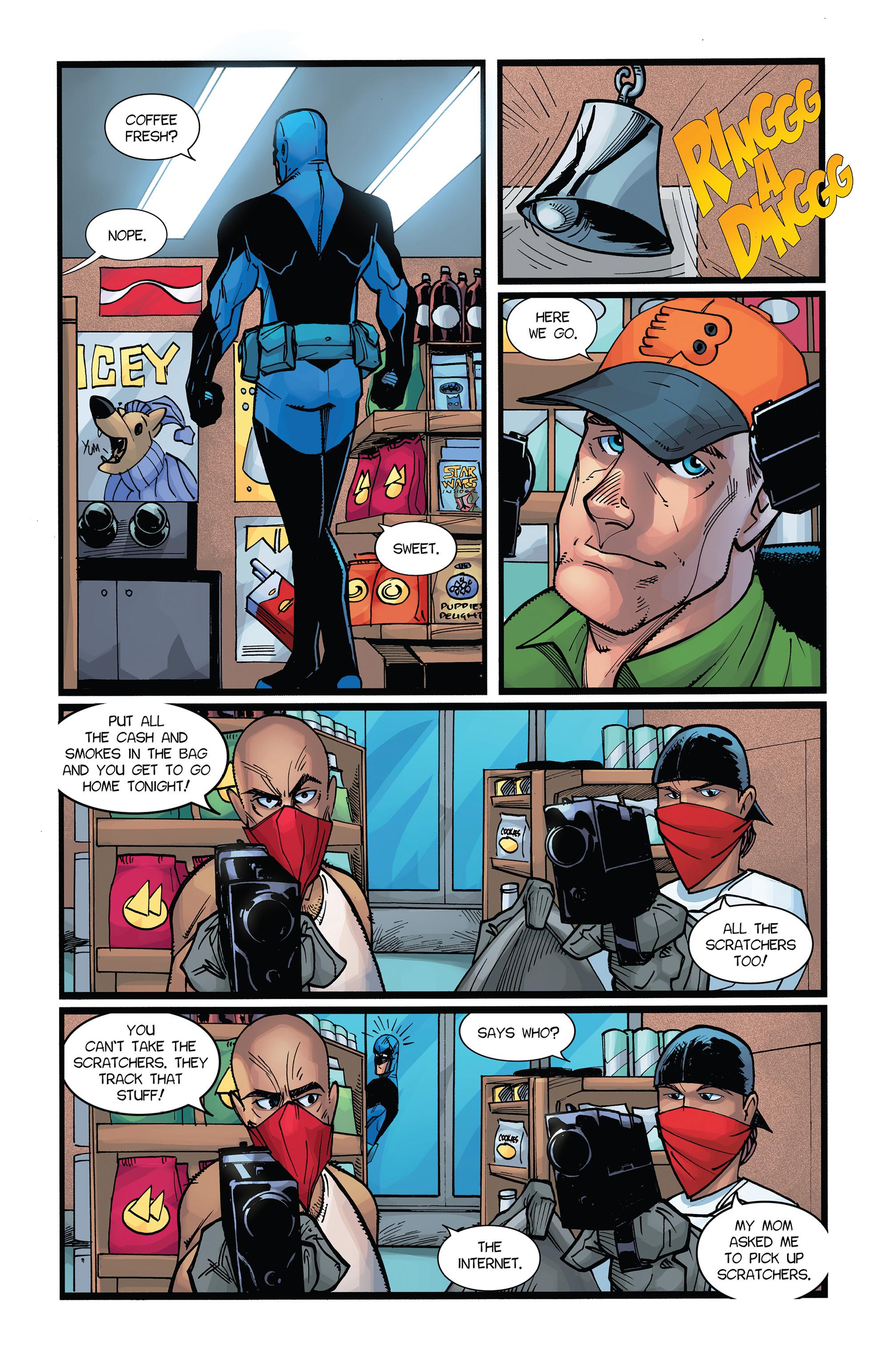 Read online Antiis Comics Presents, Vol. 1: Midknight comic -  Issue #Antiis Comics Presents, Vol. 1: Midknight Full - 8