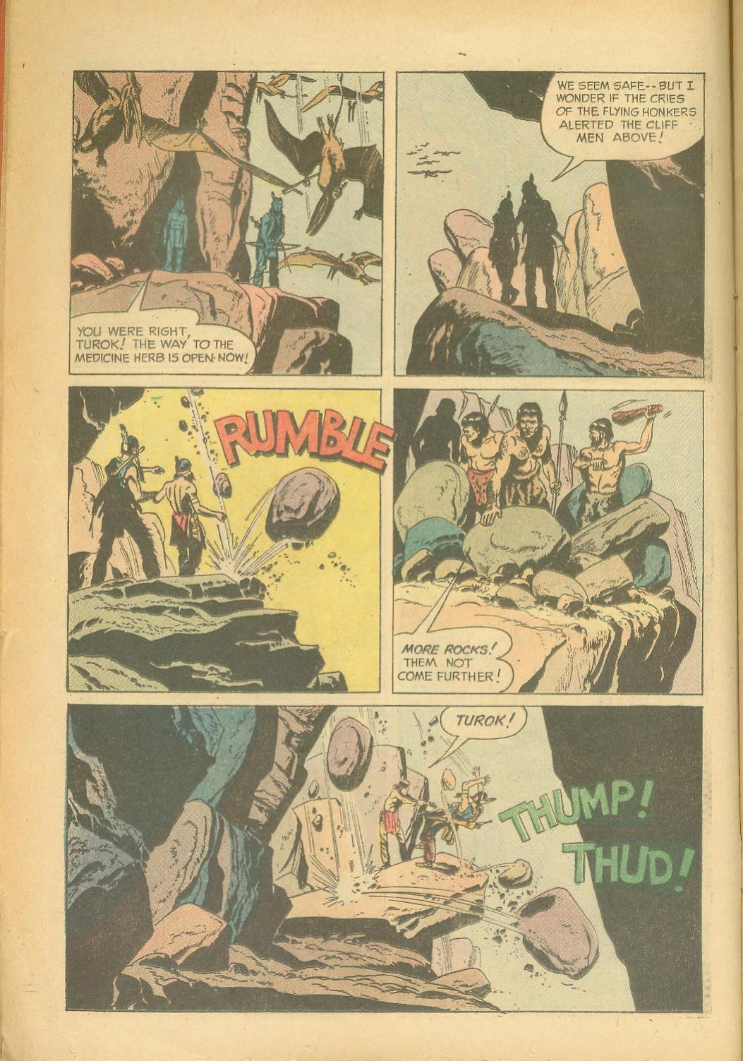 Read online Turok, Son of Stone comic -  Issue #24 - 12