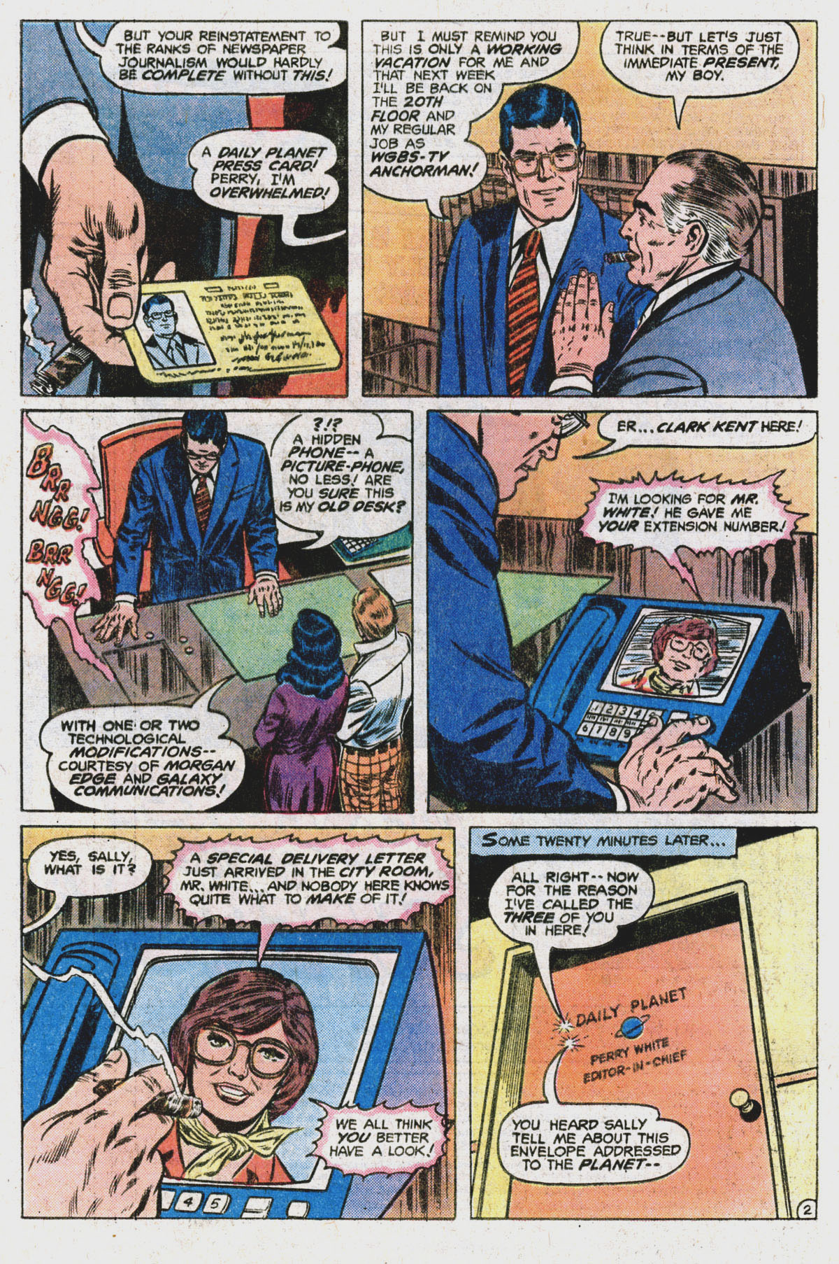 Action Comics (1938) 494 Page 3