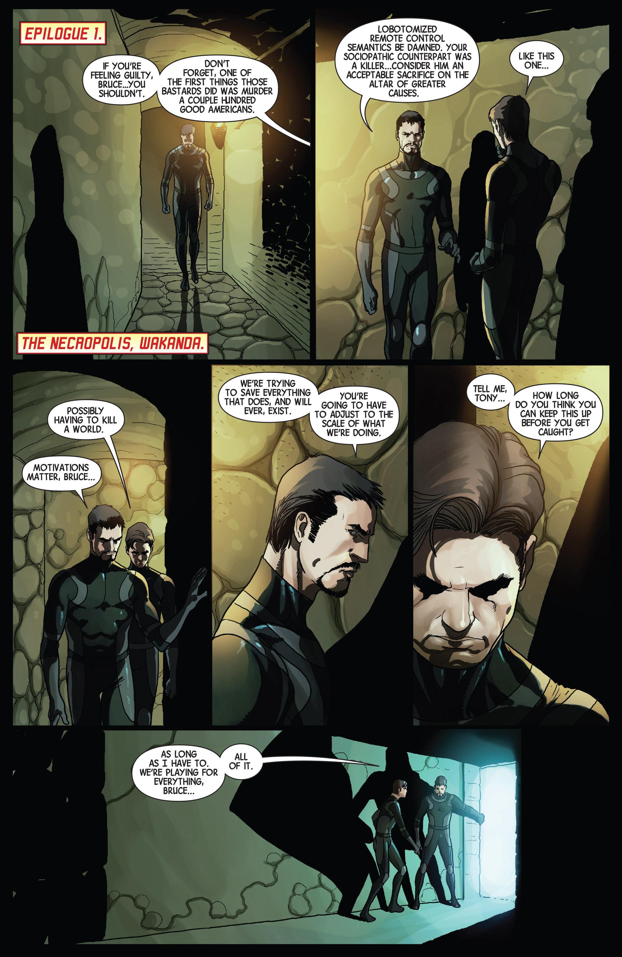 Read online Avengers (2013) comic -  Issue #Avengers (2013) _TPB 5 - 155