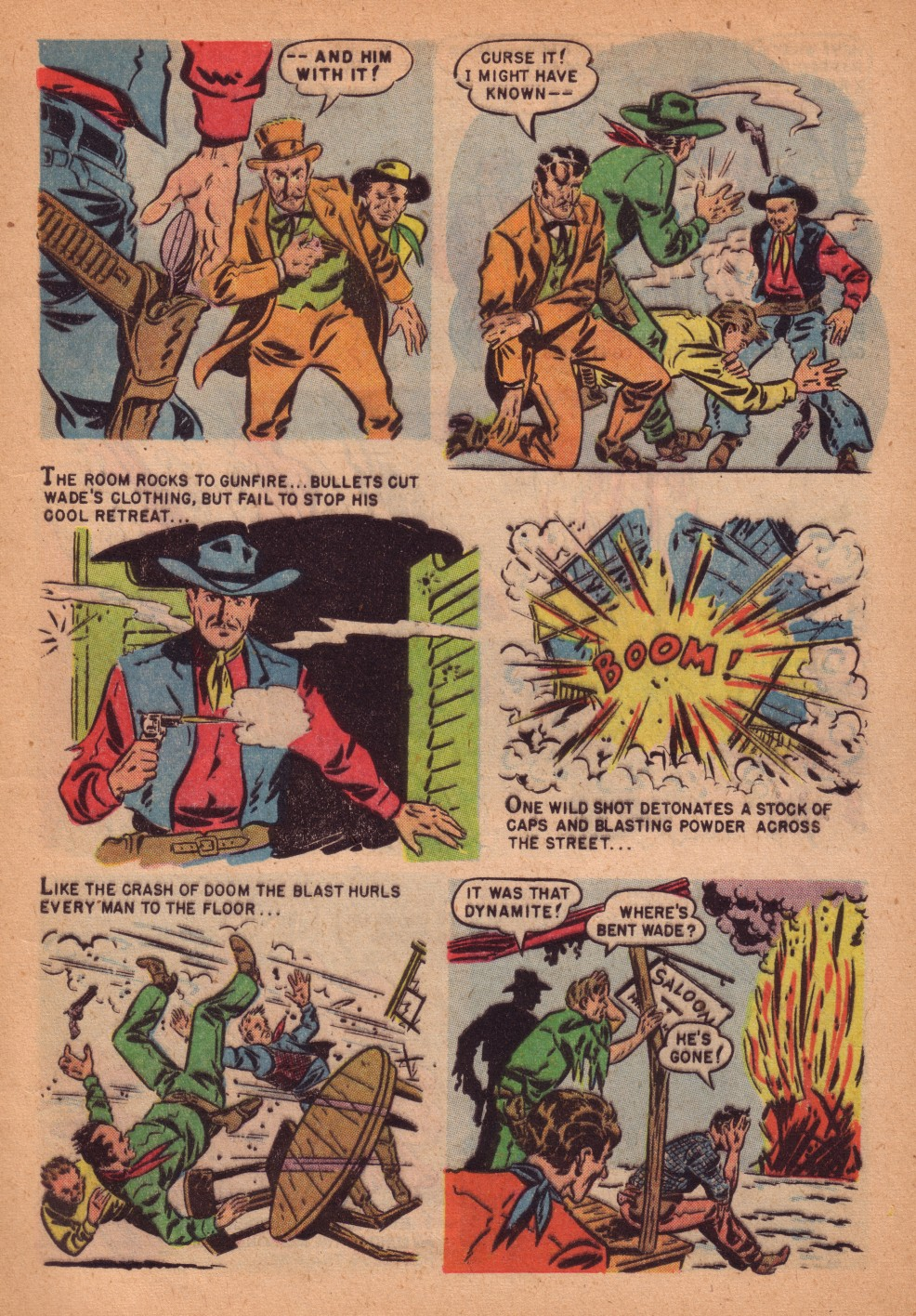 Four Color Comics issue 301 - Page 5