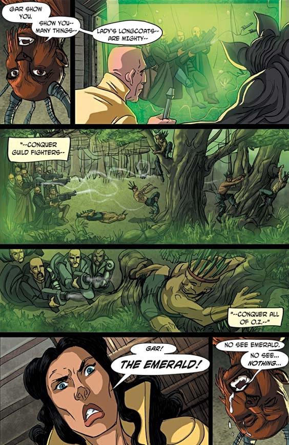 Read online Tin Man comic -  Issue # Full - 13