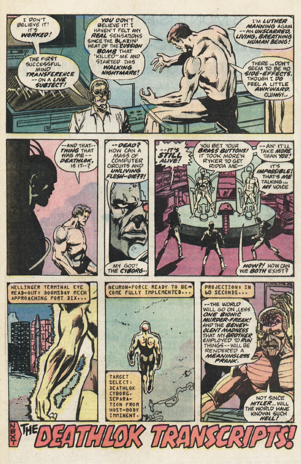 Read online Astonishing Tales (1970) comic -  Issue #35 - 19