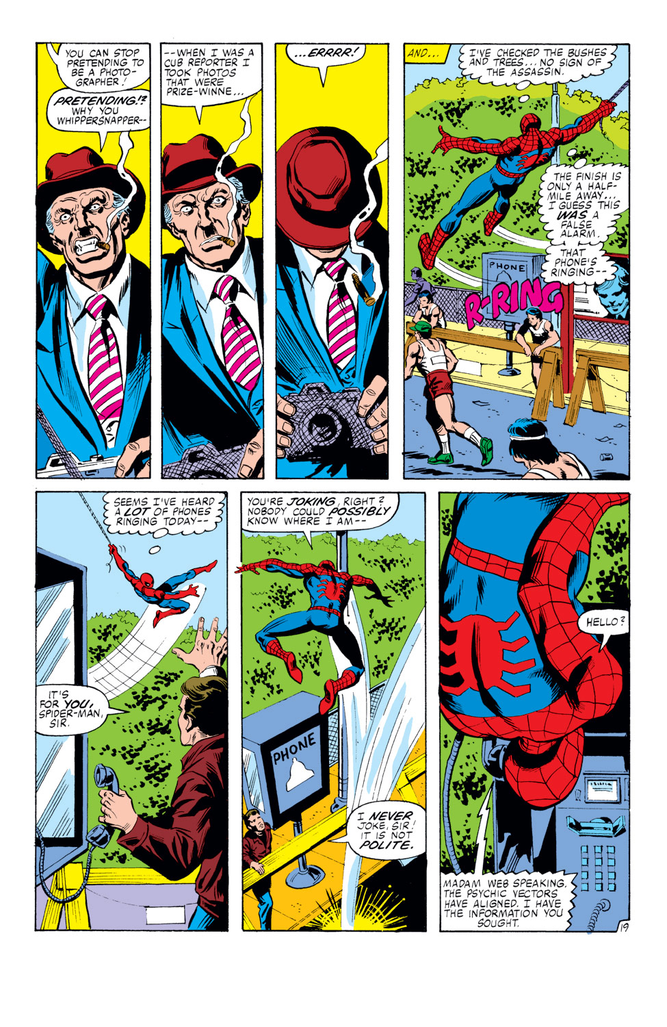 The Amazing Spider-Man (1963) 216 Page 19