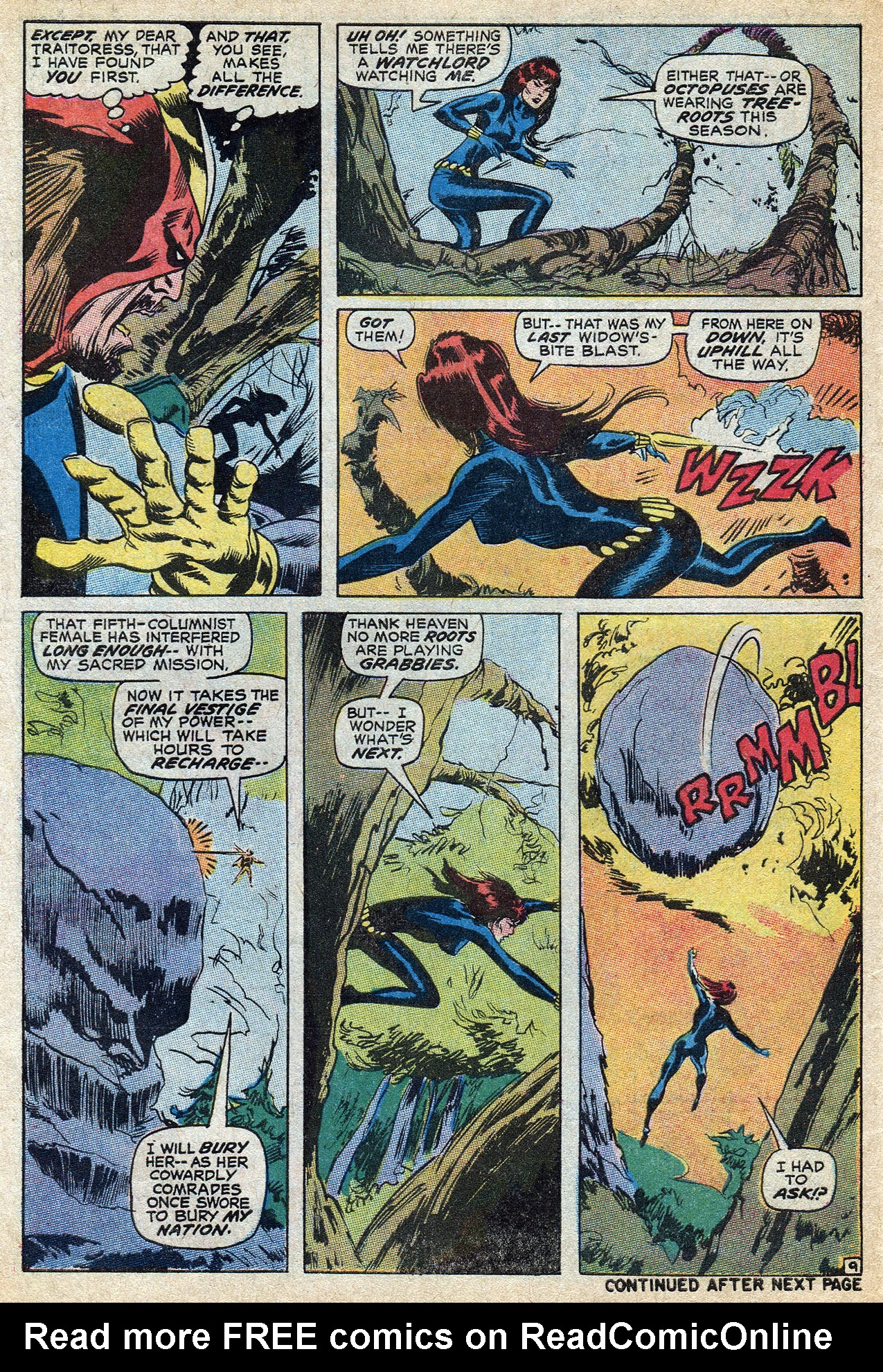 Read online Amazing Adventures (1970) comic -  Issue #8 - 30