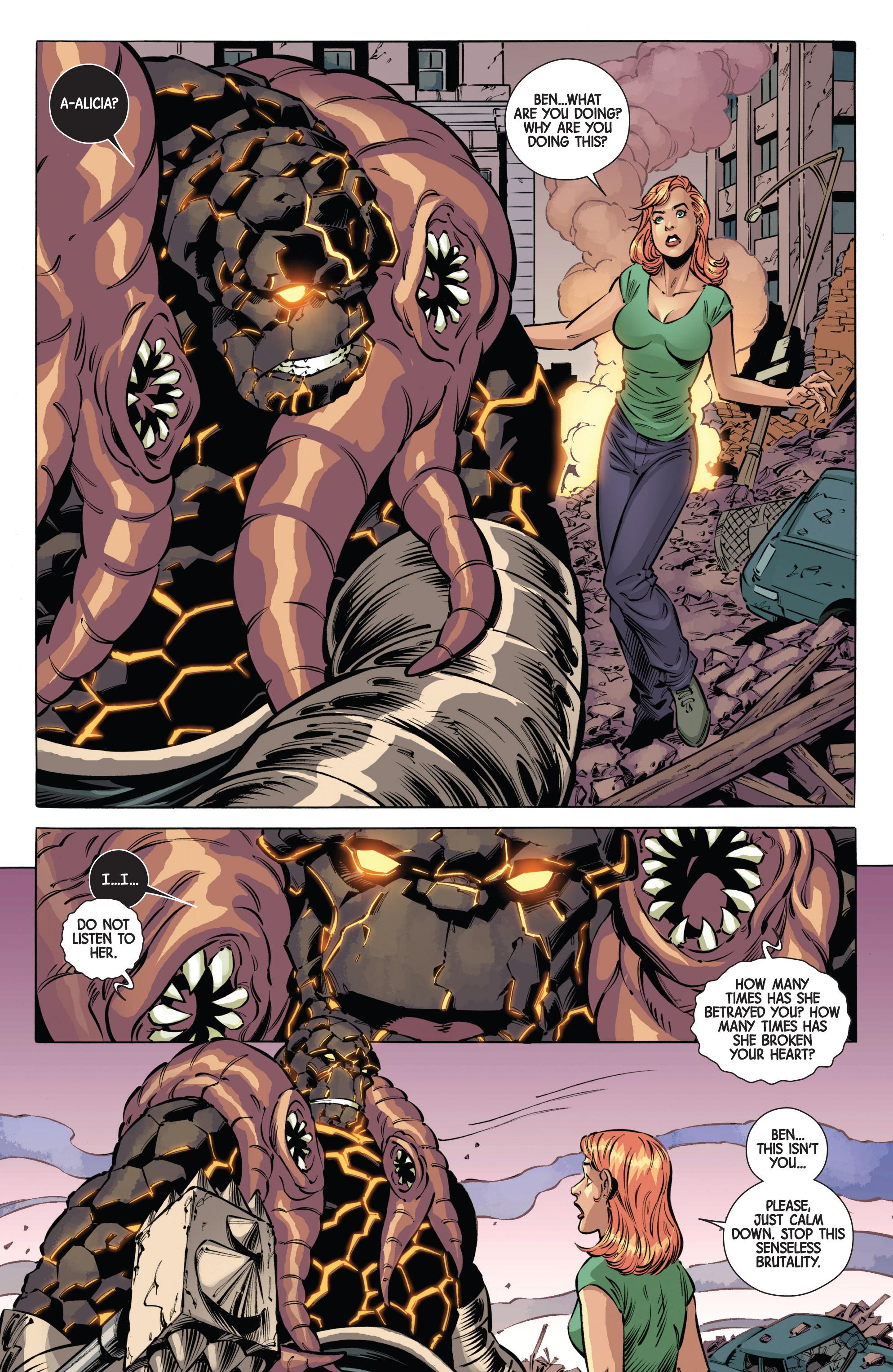 Read online Fear Itself: FF comic -  Issue # Full - 20