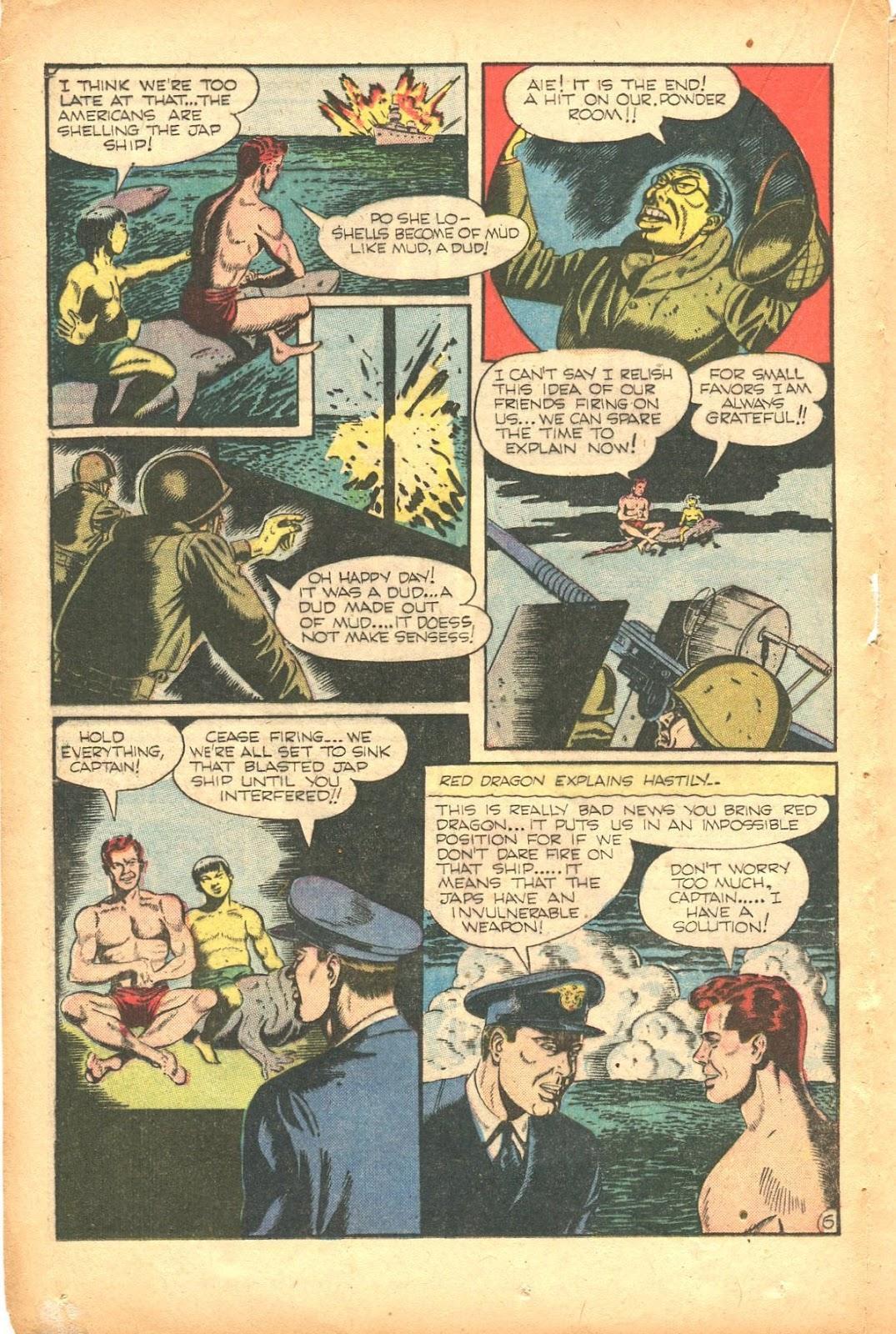 Read online Super-Magician Comics comic -  Issue #35 - 30
