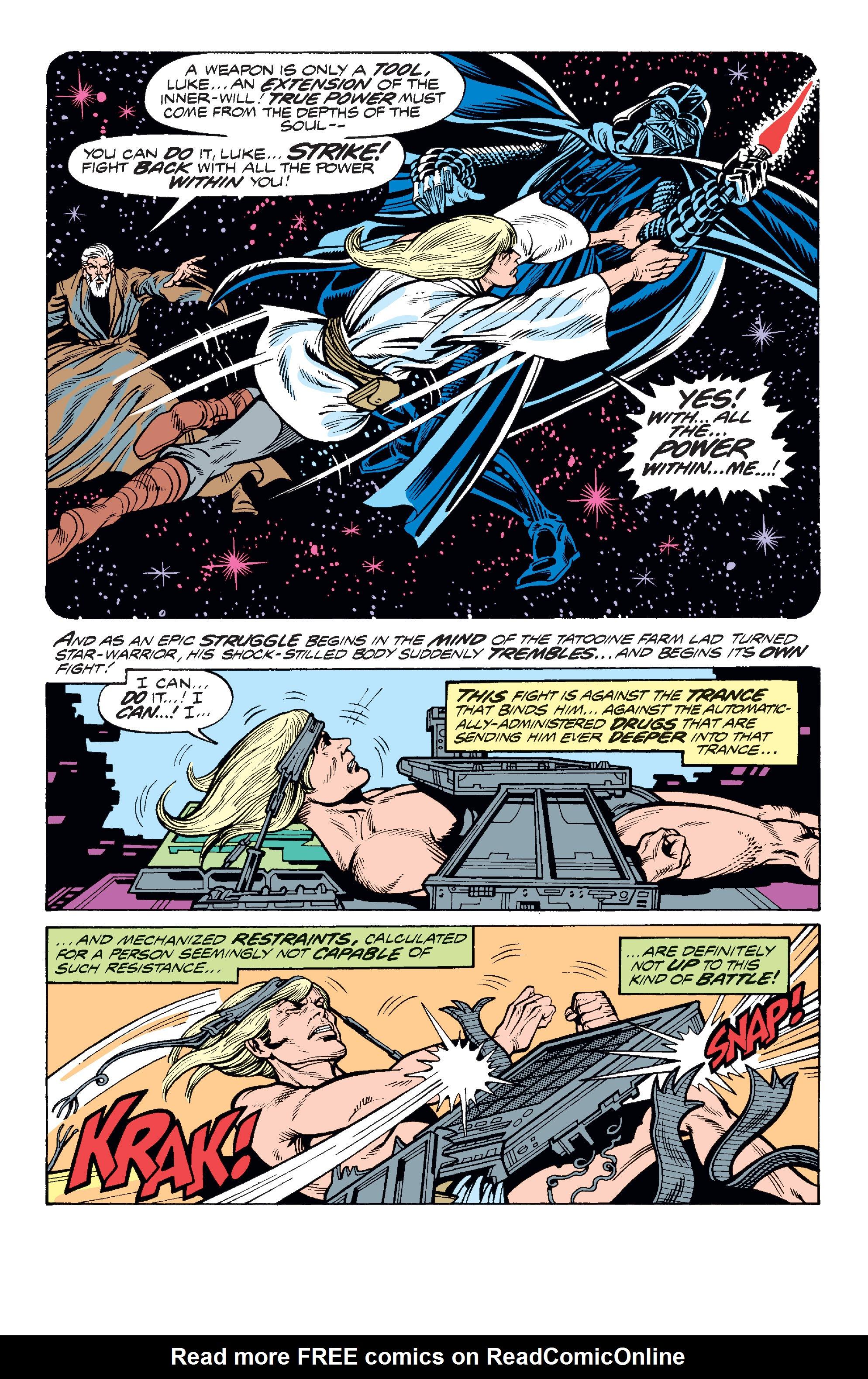 Read online Star Wars Omnibus comic -  Issue # Vol. 13 - 373