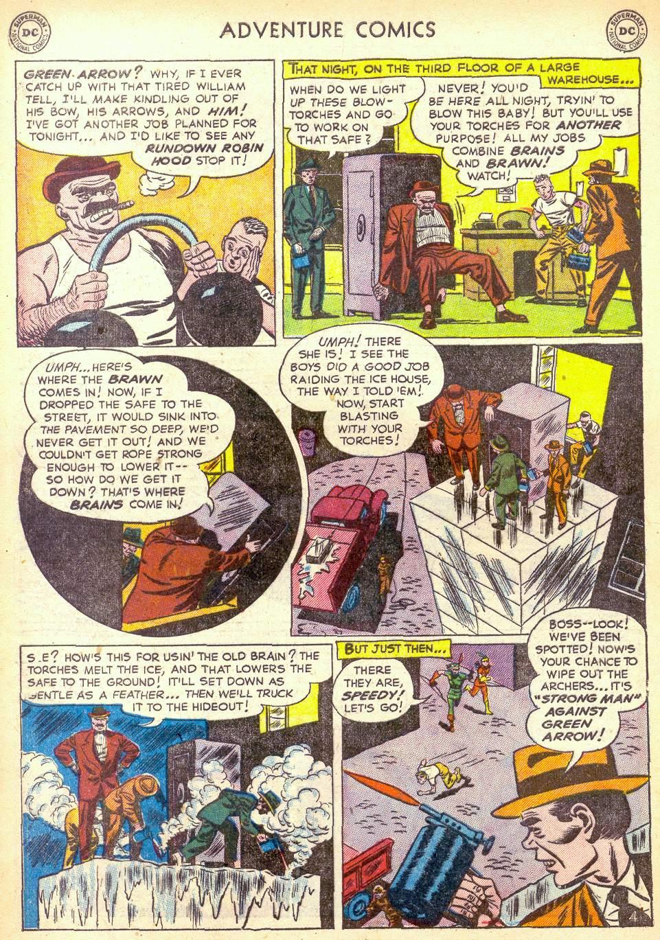 Read online Adventure Comics (1938) comic -  Issue #172 - 36