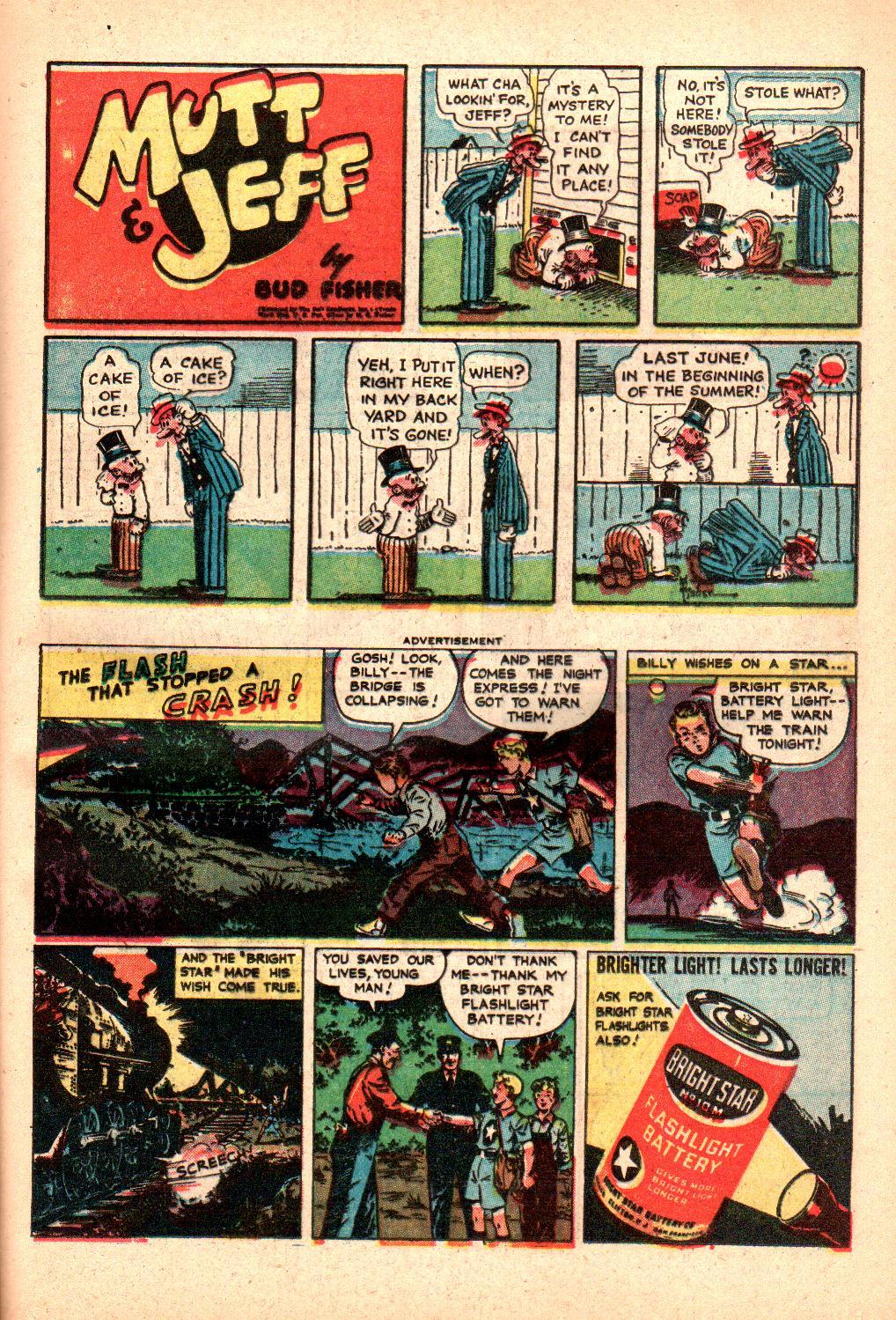 Comic Cavalcade issue 21 - Page 59