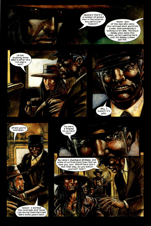 Read online Apache Skies comic -  Issue #1 - 17
