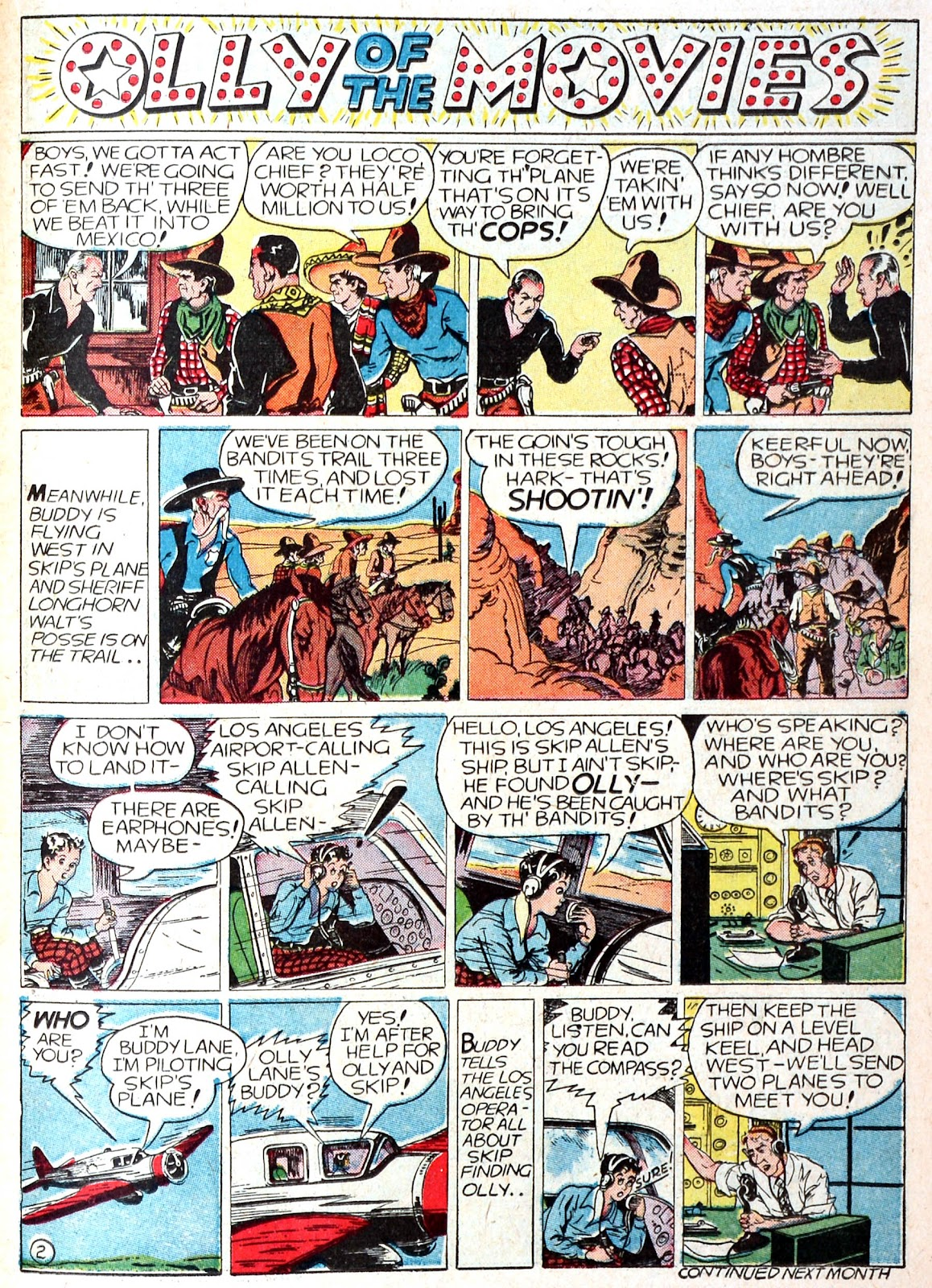 Read online Famous Funnies comic -  Issue #76 - 44