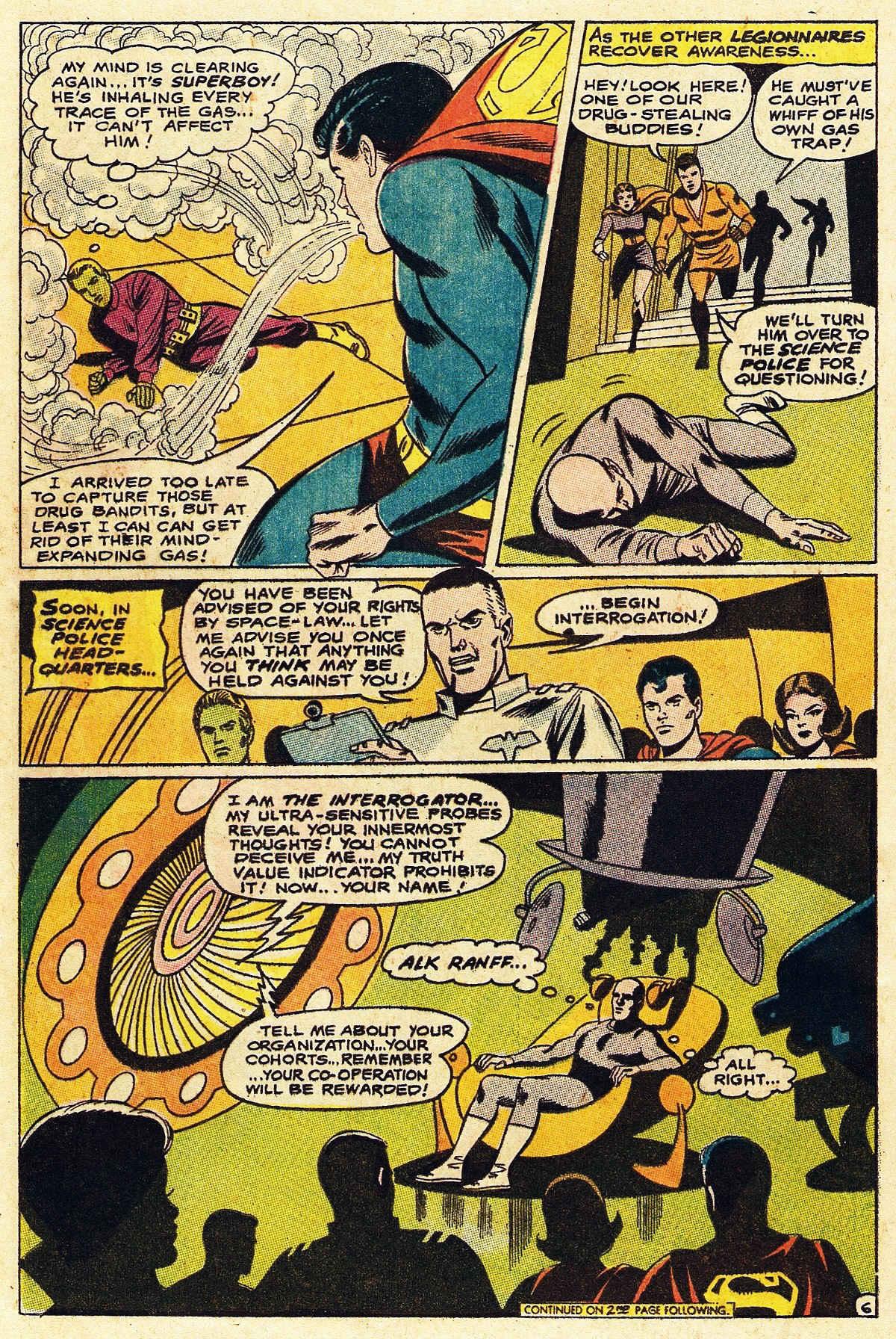 Read online Adventure Comics (1938) comic -  Issue #377 - 8