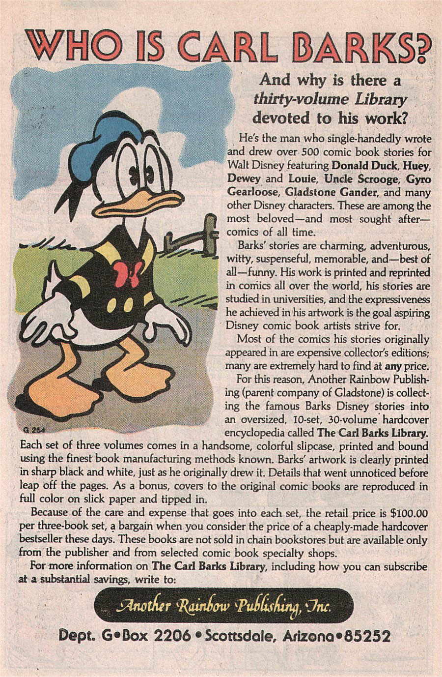 Read online Uncle Scrooge (1953) comic -  Issue #224 - 10