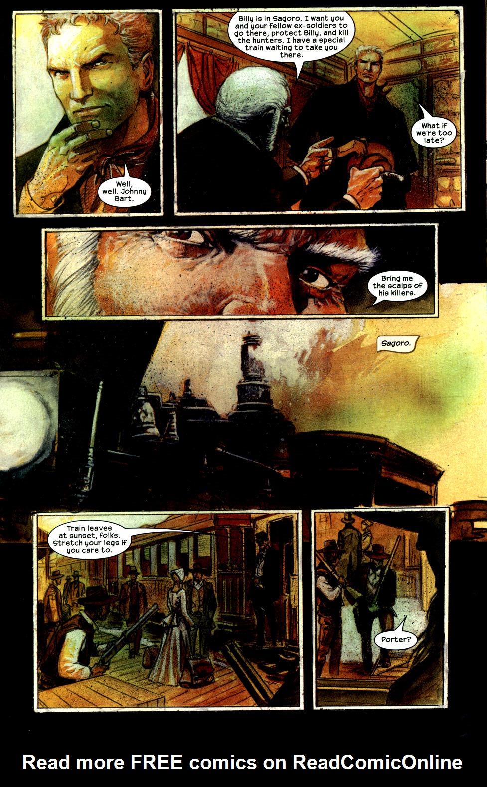 Read online Apache Skies comic -  Issue #1 - 16