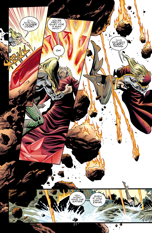 Read online Aquaman (1994) comic -  Issue #73 - 21