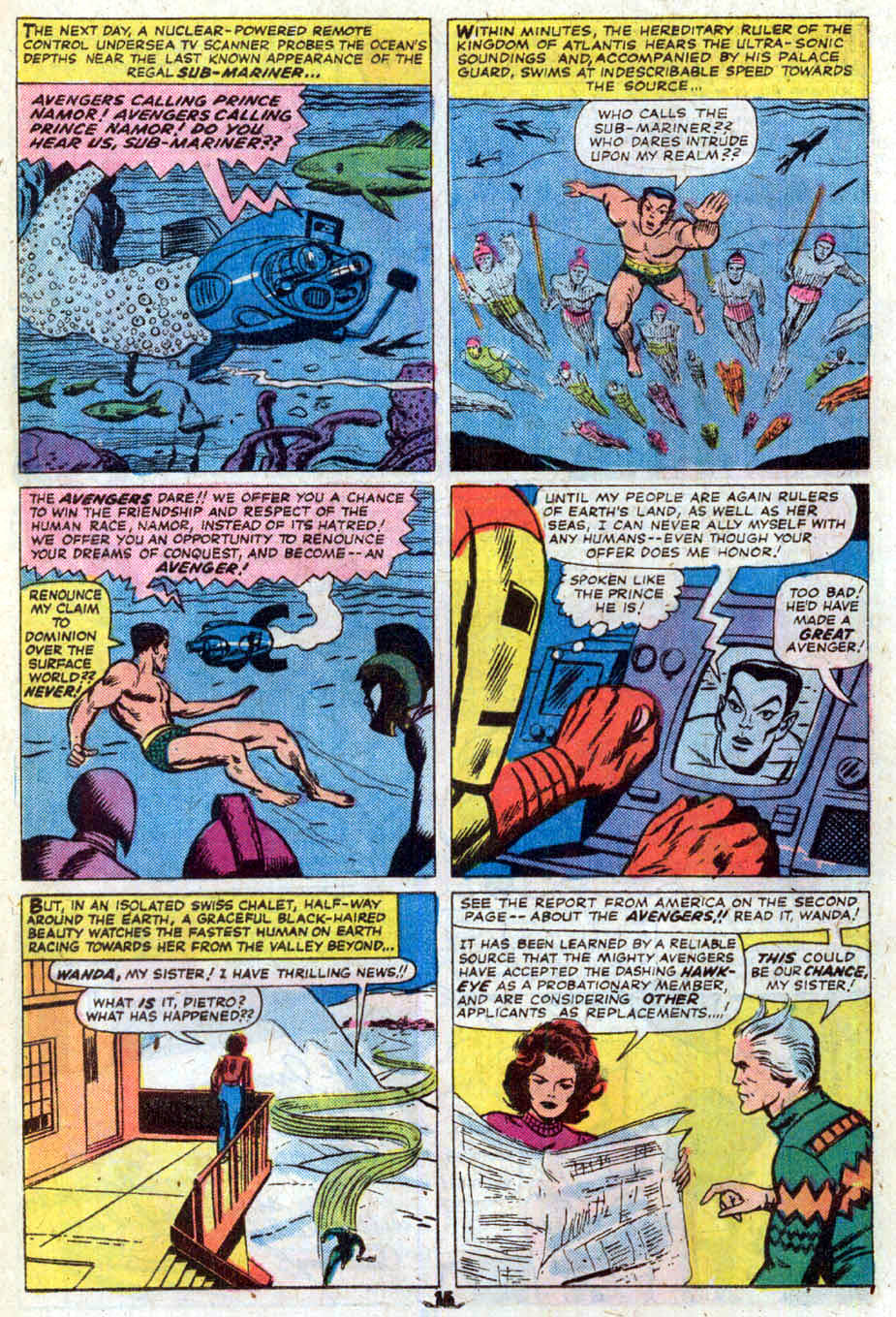 The Avengers (1963) 150 Page 9