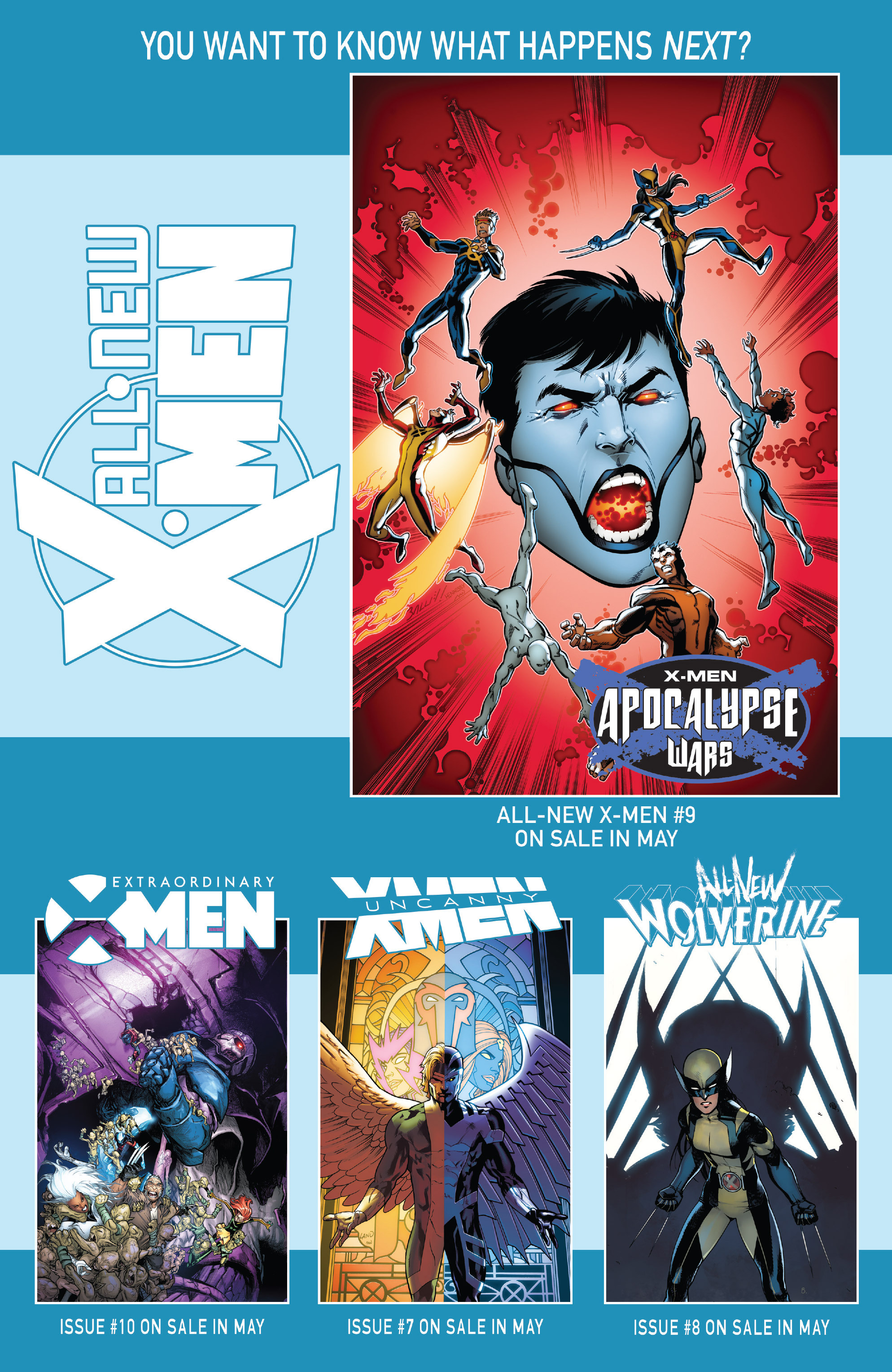 Read online All-New X-Men (2016) comic -  Issue #8 - 23