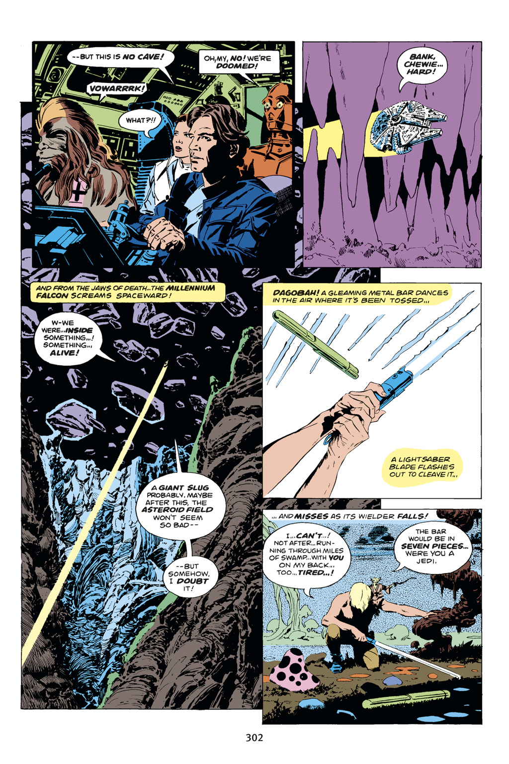 Read online Star Wars Omnibus comic -  Issue # Vol. 14 - 300