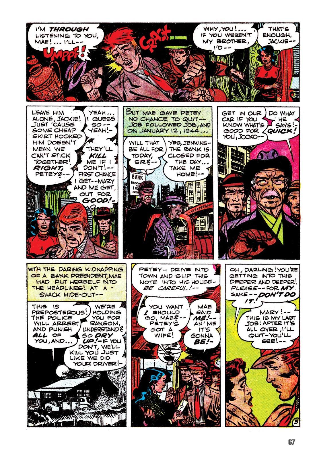 Read online The Joe Kubert Archives comic -  Issue # TPB (Part 1) - 78