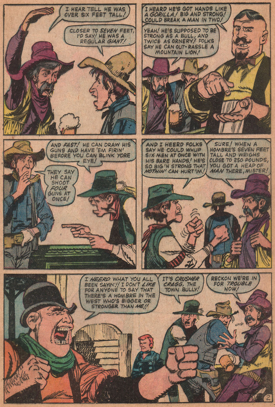 The Rawhide Kid (1955) issue 35 - Page 29
