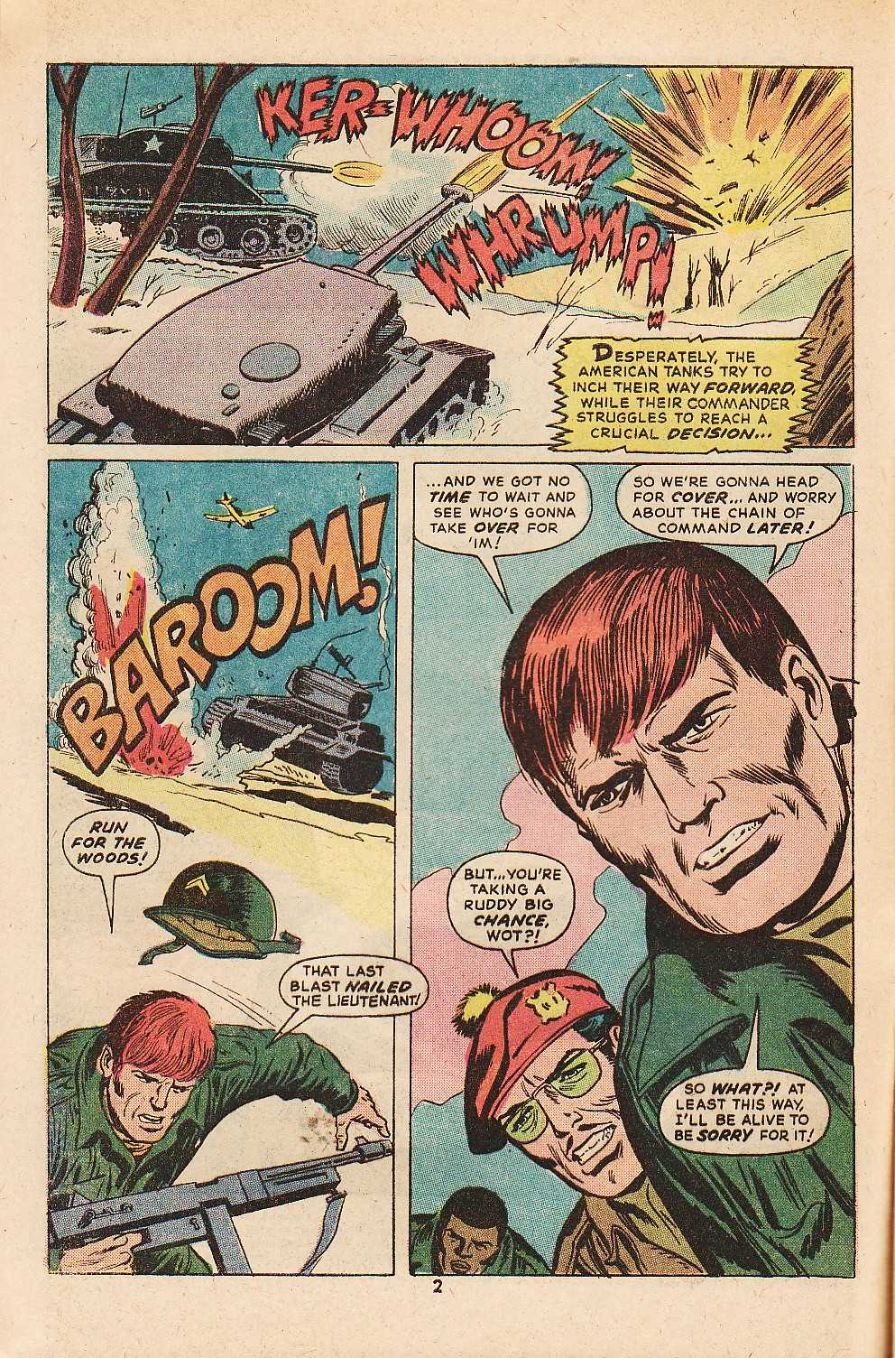 Combat Kelly (1972) issue 3 - Page 4