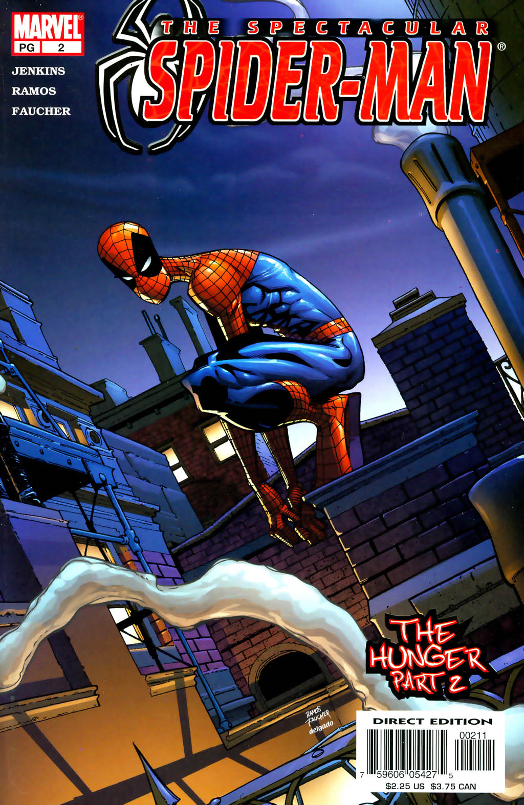 The Spectacular Spider-Man (2003) 2 Page 1
