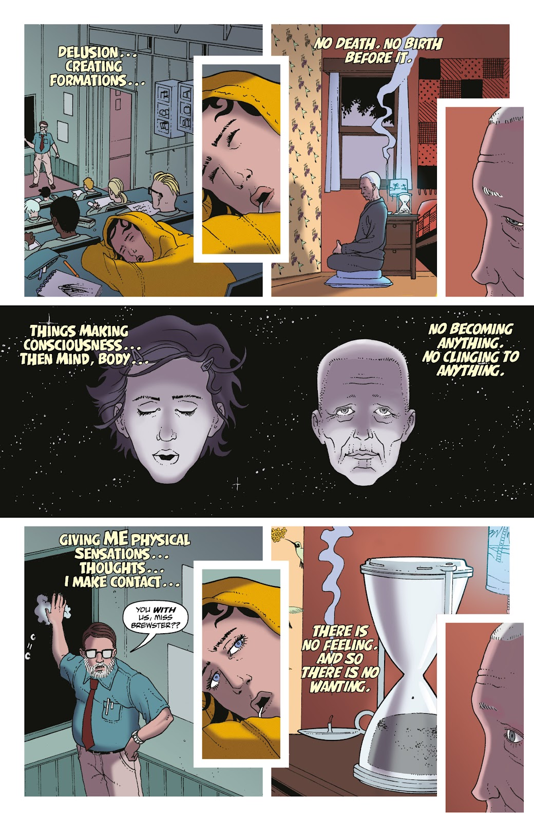 Read online She Could Fly comic -  Issue # _TPB - 42