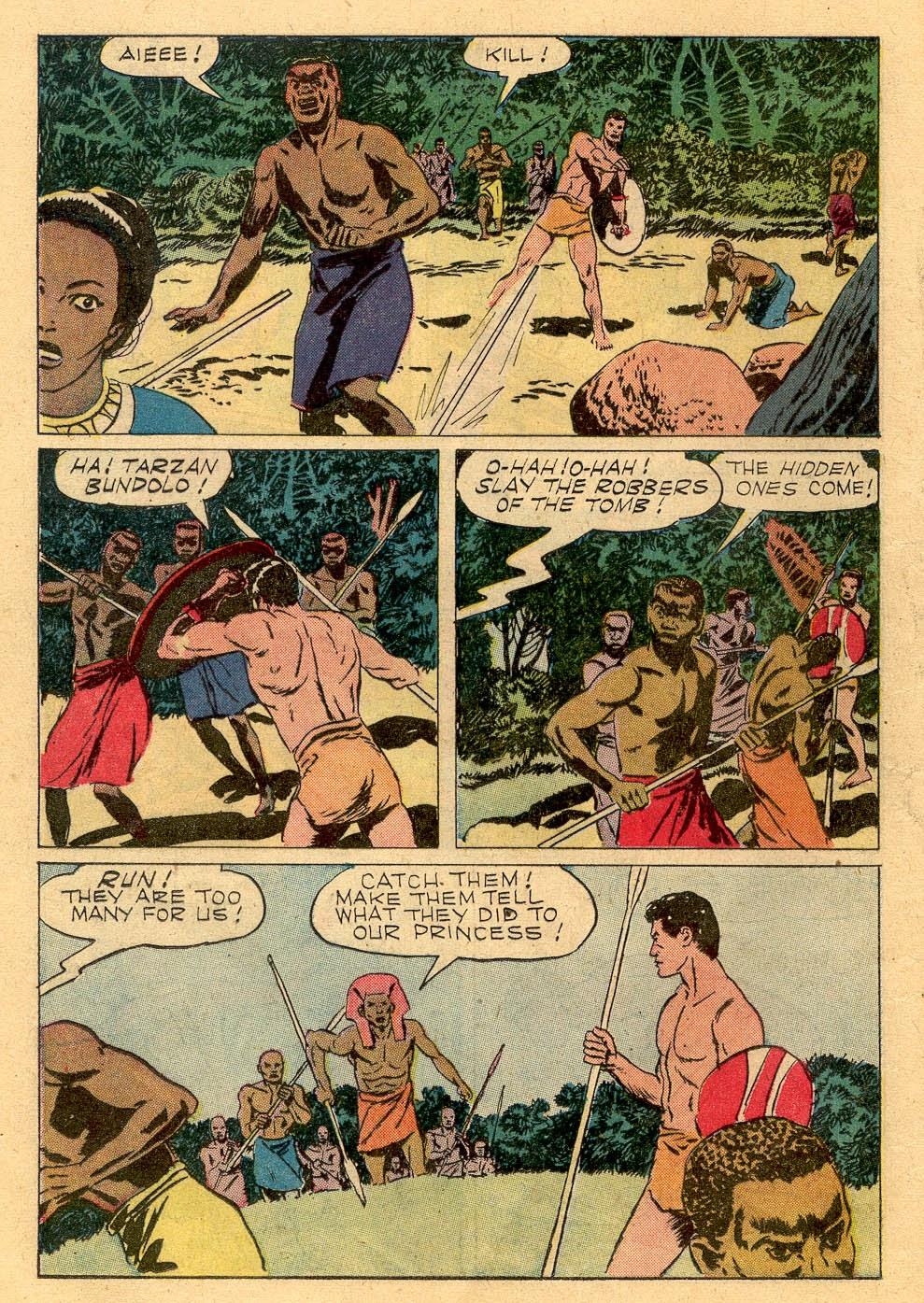 Tarzan (1948) issue 119 - Page 16