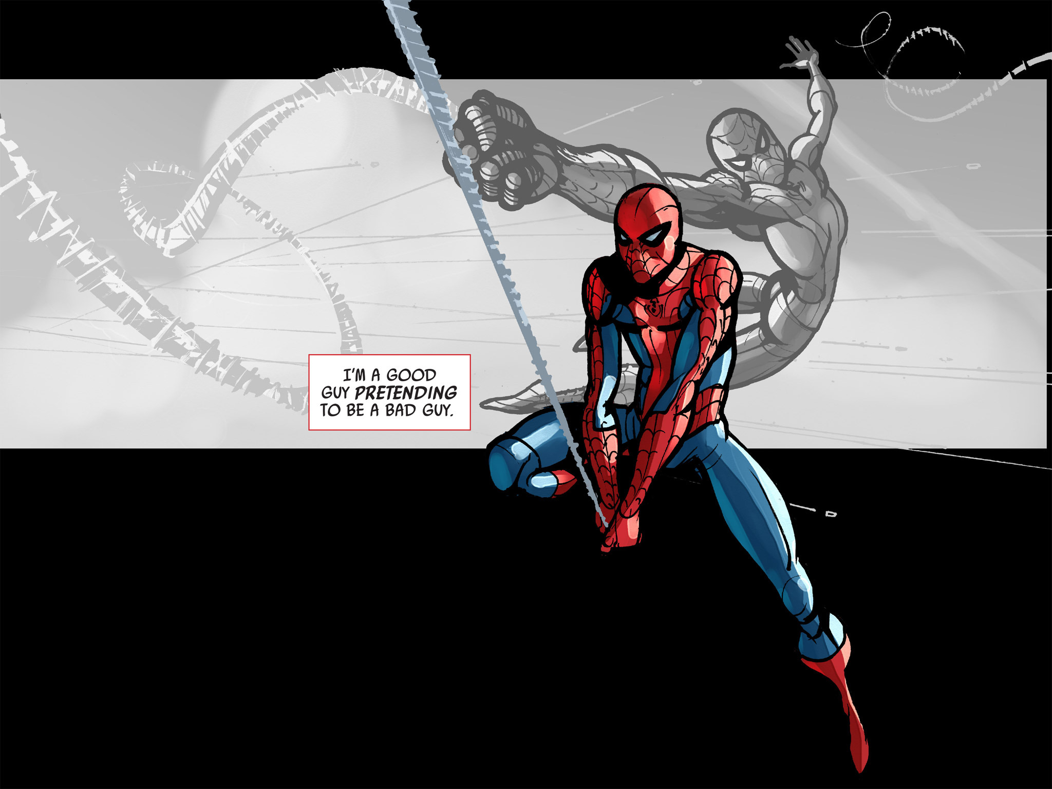 Read online Amazing Spider-Man: Who Am I? comic -  Issue # Full (Part 1) - 230