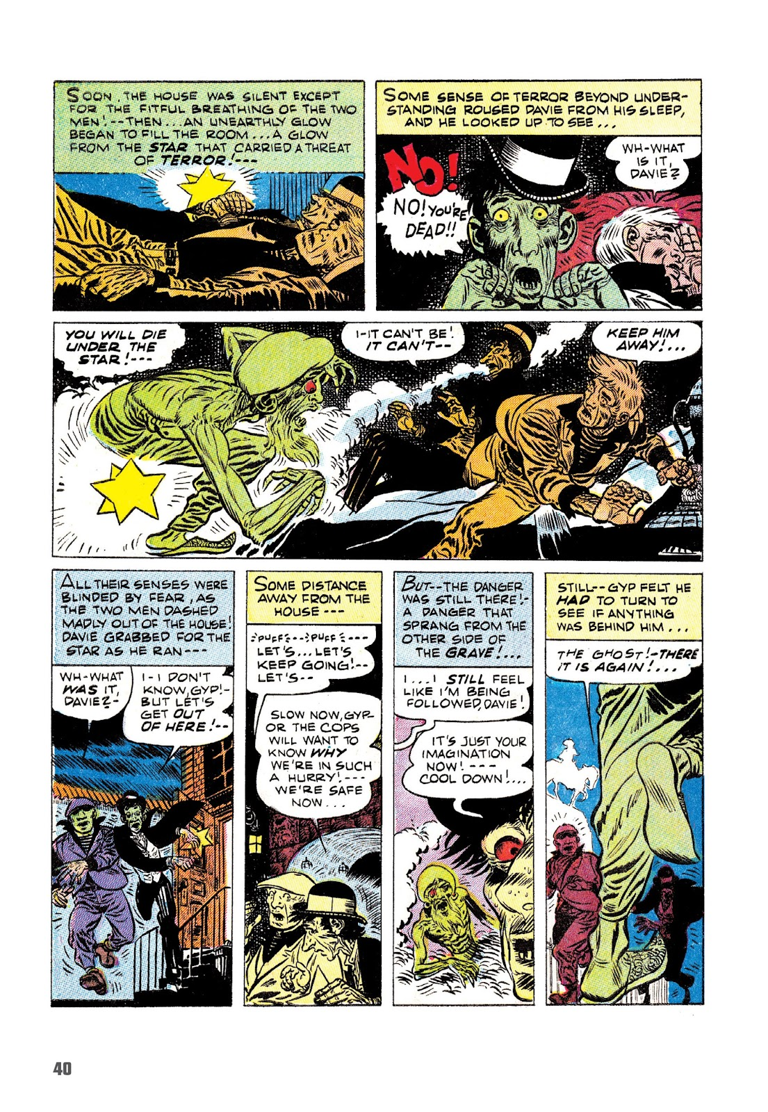 Read online The Joe Kubert Archives comic -  Issue # TPB (Part 1) - 51