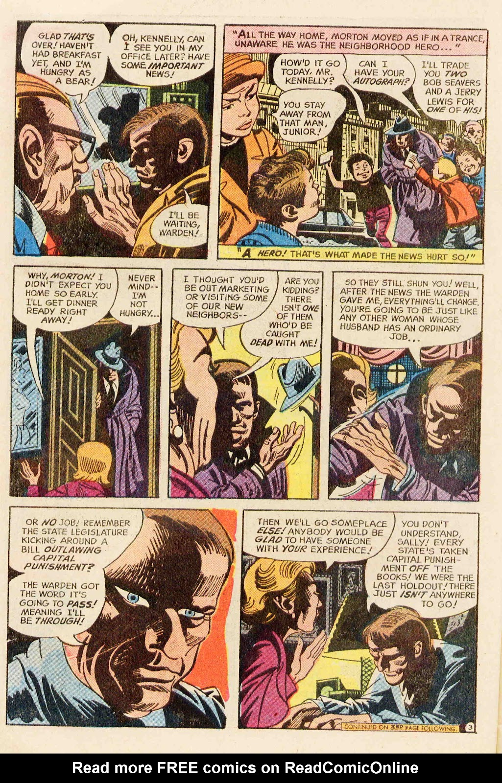 The Witching Hour (1969) issue 26 - Page 5