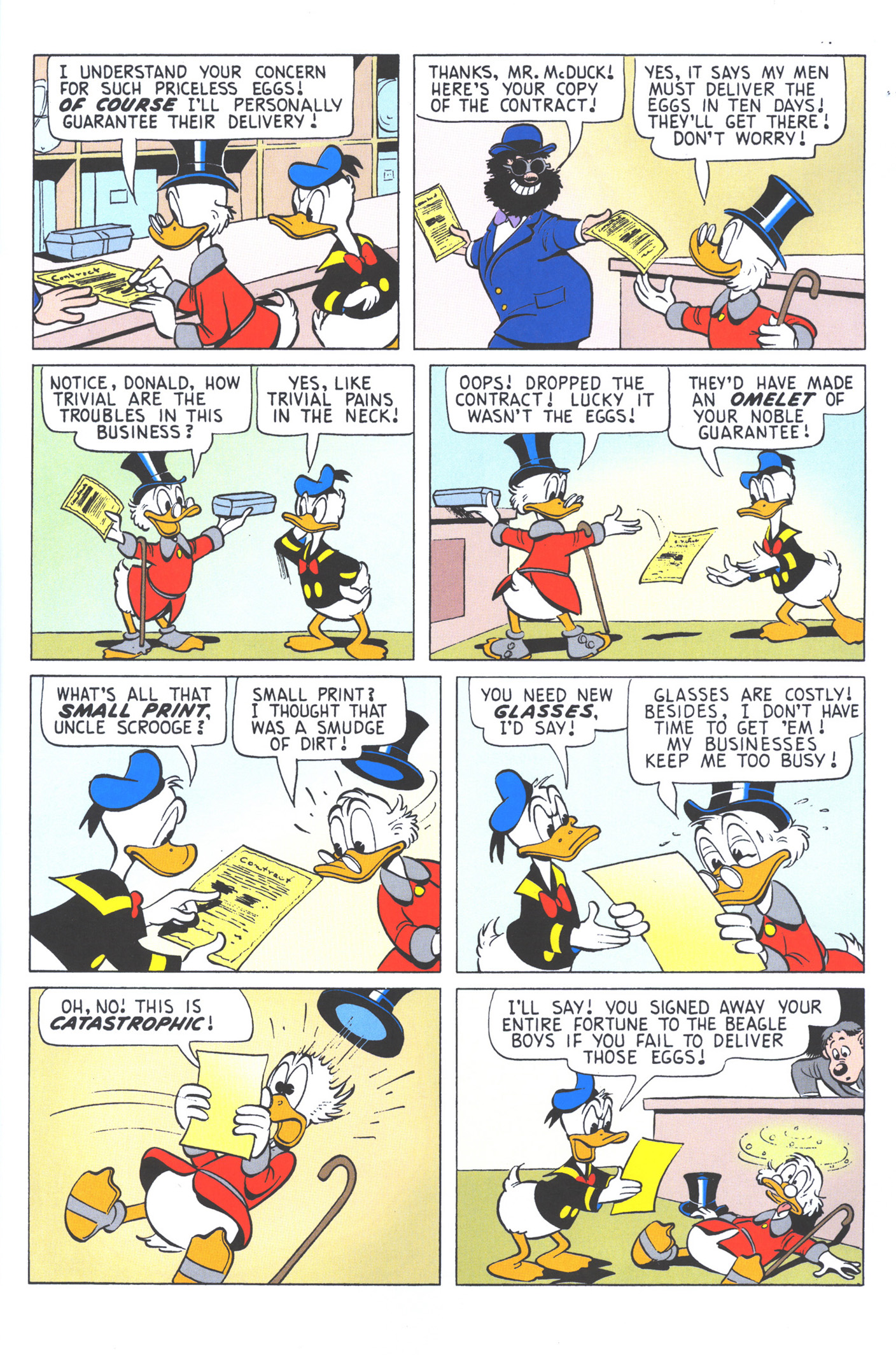Read online Uncle Scrooge (1953) comic -  Issue #376 - 55