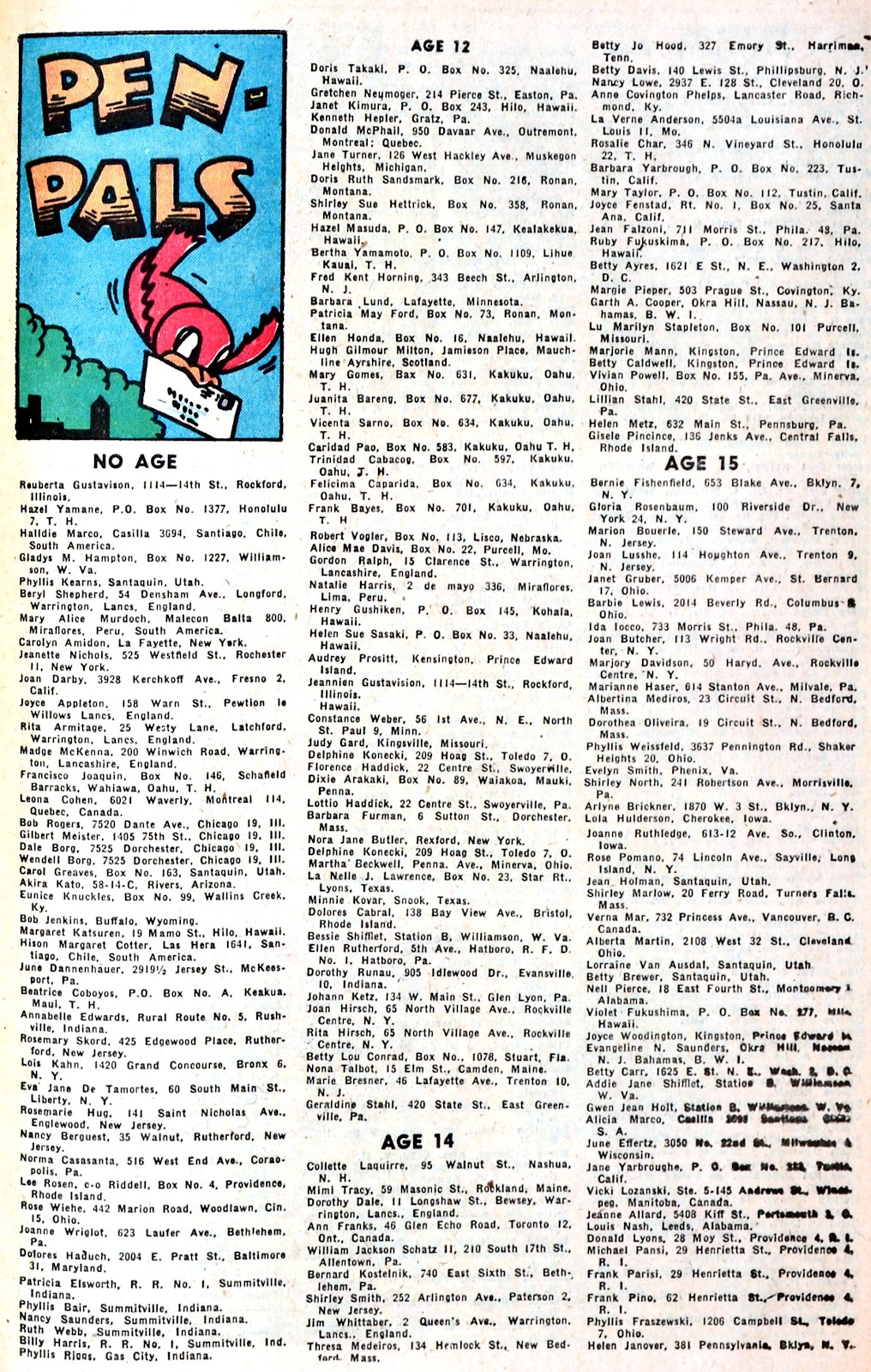 Read online Famous Funnies comic -  Issue #149 - 41